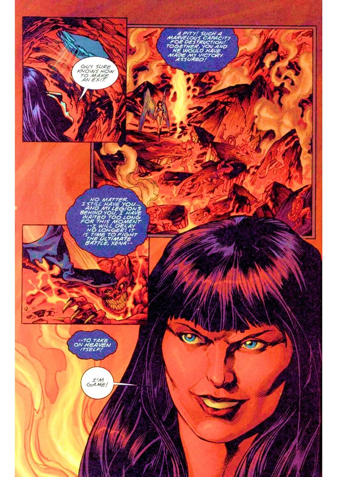 Xena: Warrior Princess (1999) Issue #3 #3 - English 23