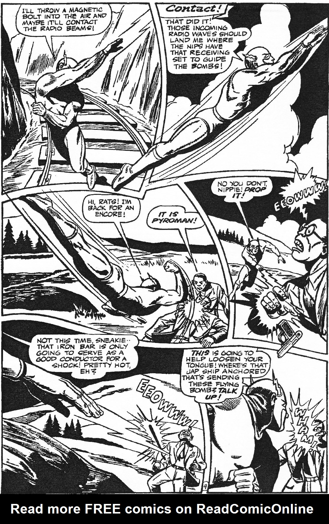 Read online Men of Mystery Comics comic -  Issue #84 - 54