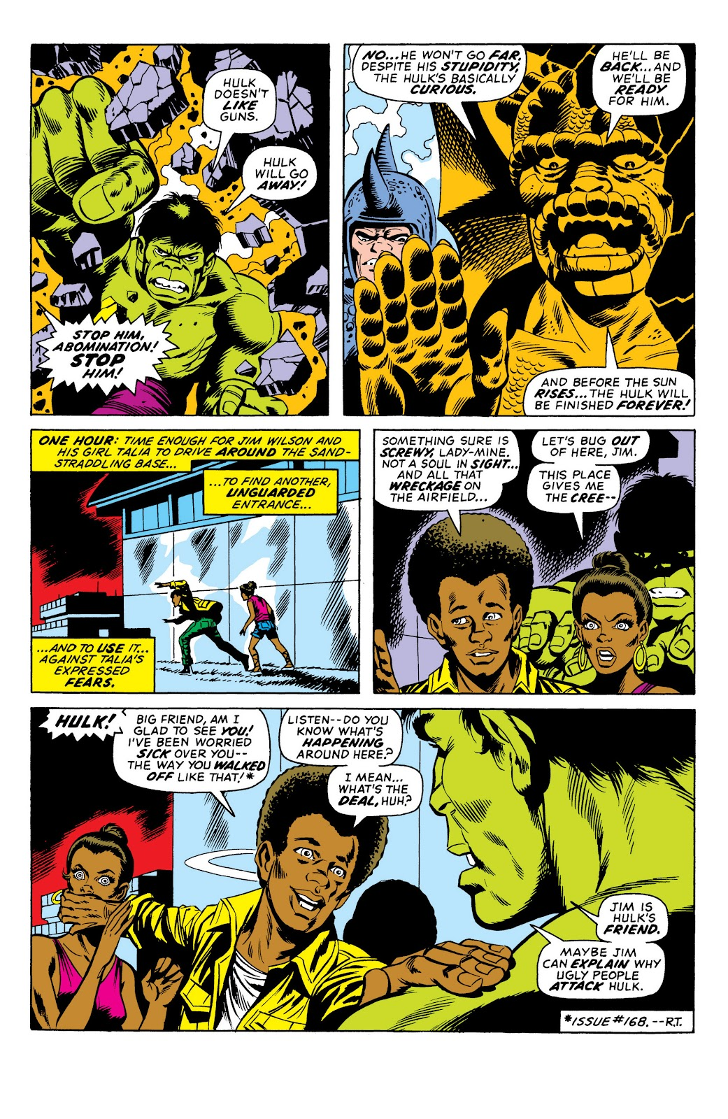 Read online Marvel Masterworks: The Incredible Hulk comic -  Issue # TPB 10 (Part 1) - 20