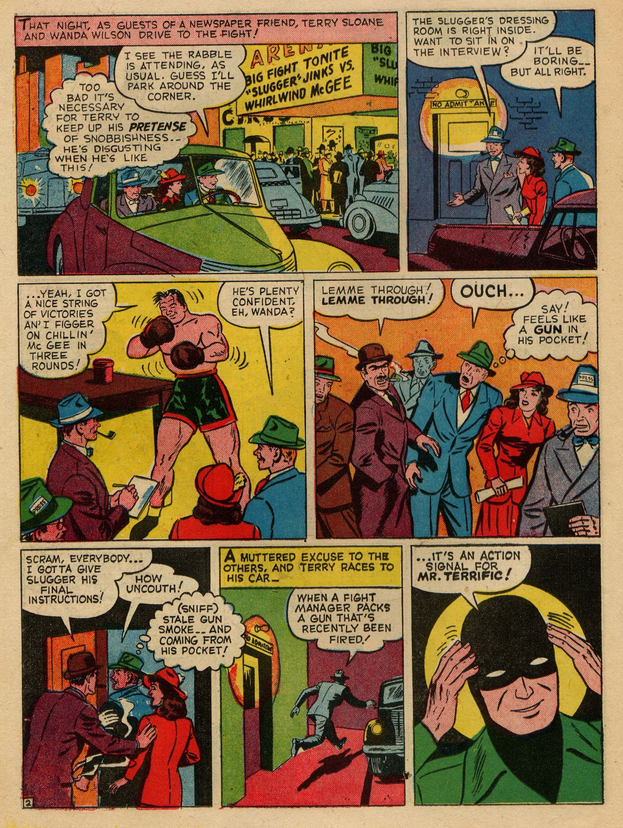 Read online Sensation (Mystery) Comics comic -  Issue #22 - 43
