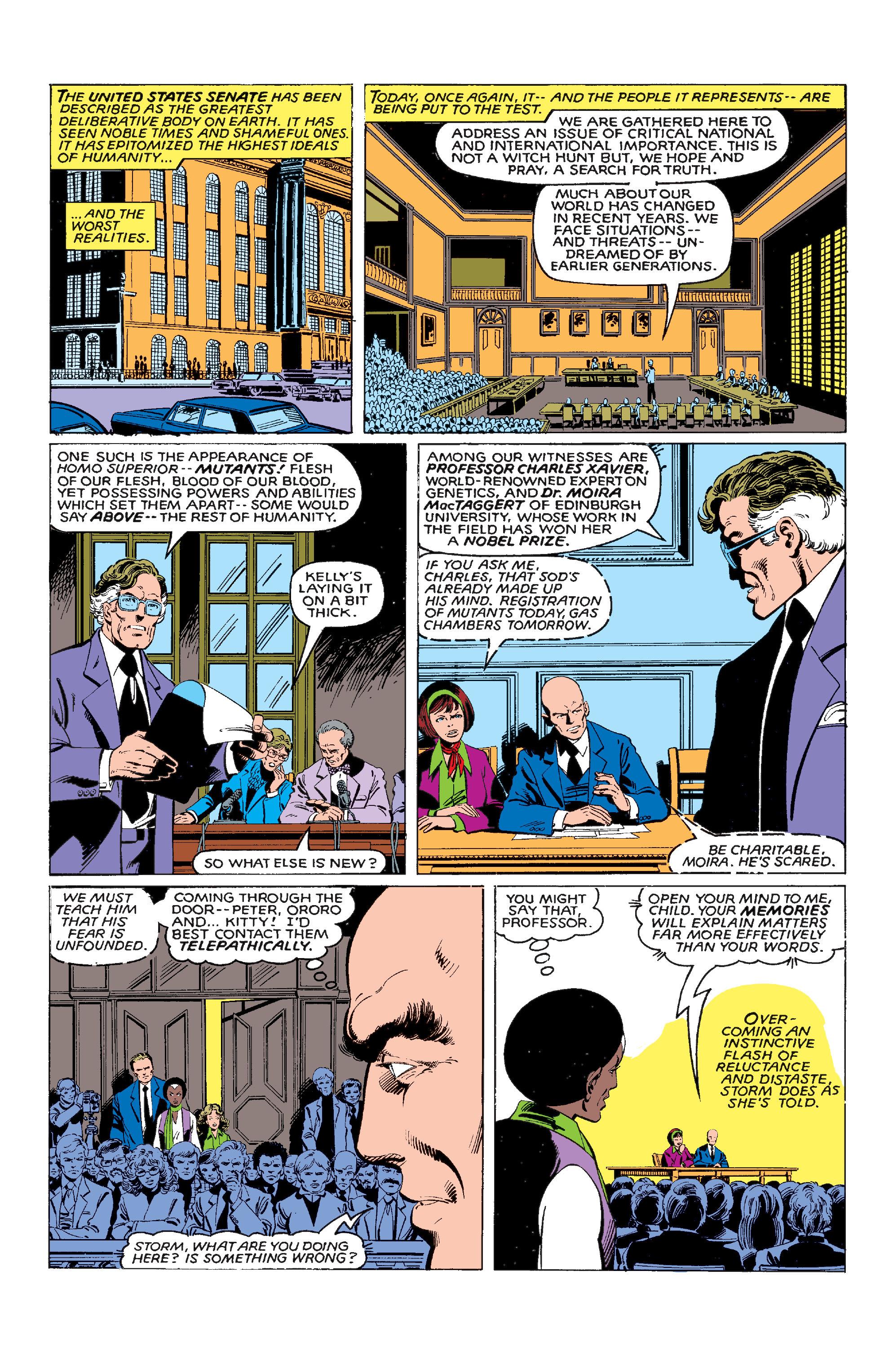 Uncanny X-Men (1963) 141 Page 20