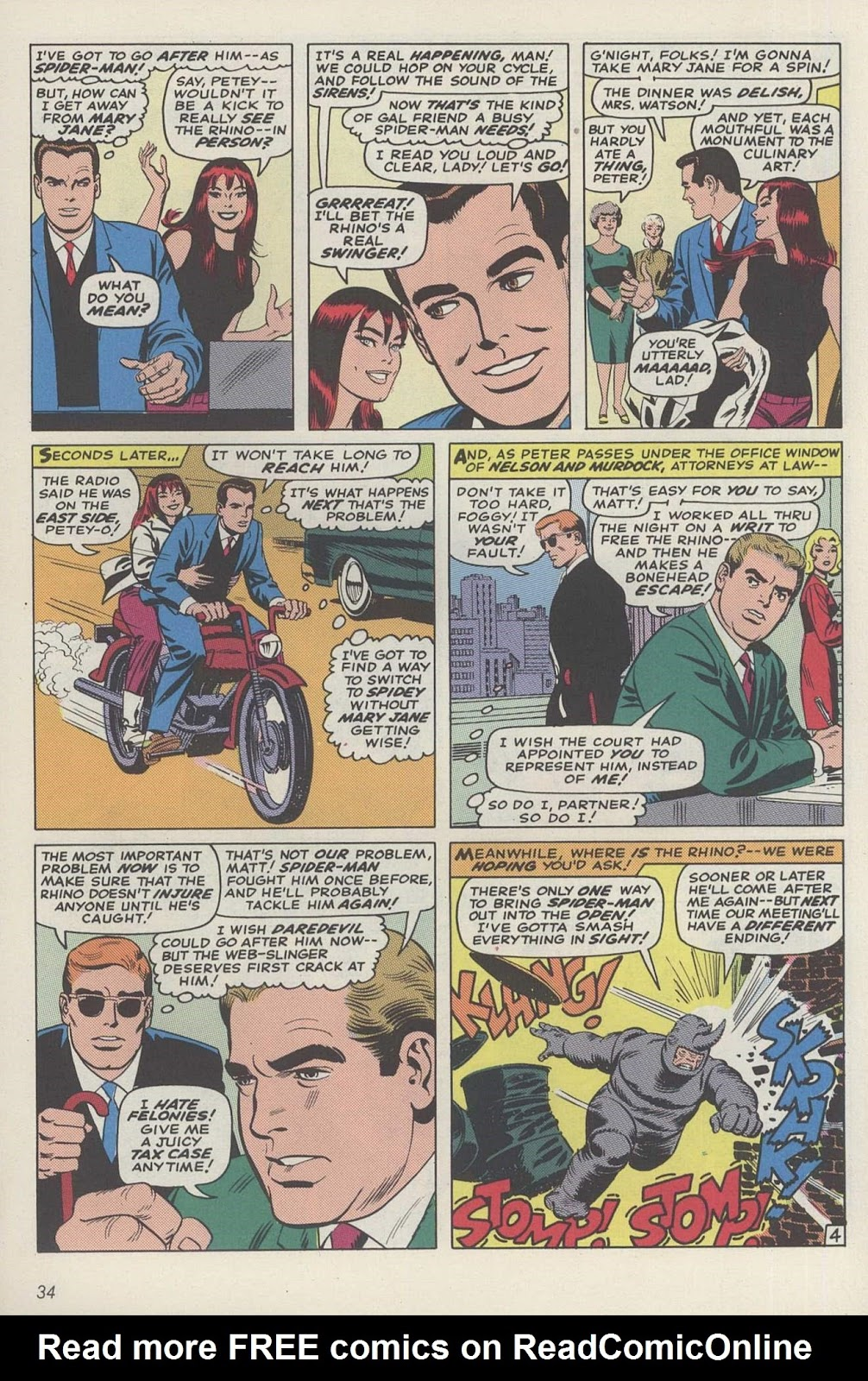 The Amazing Spider-Man (1979) issue TPB - Page 36