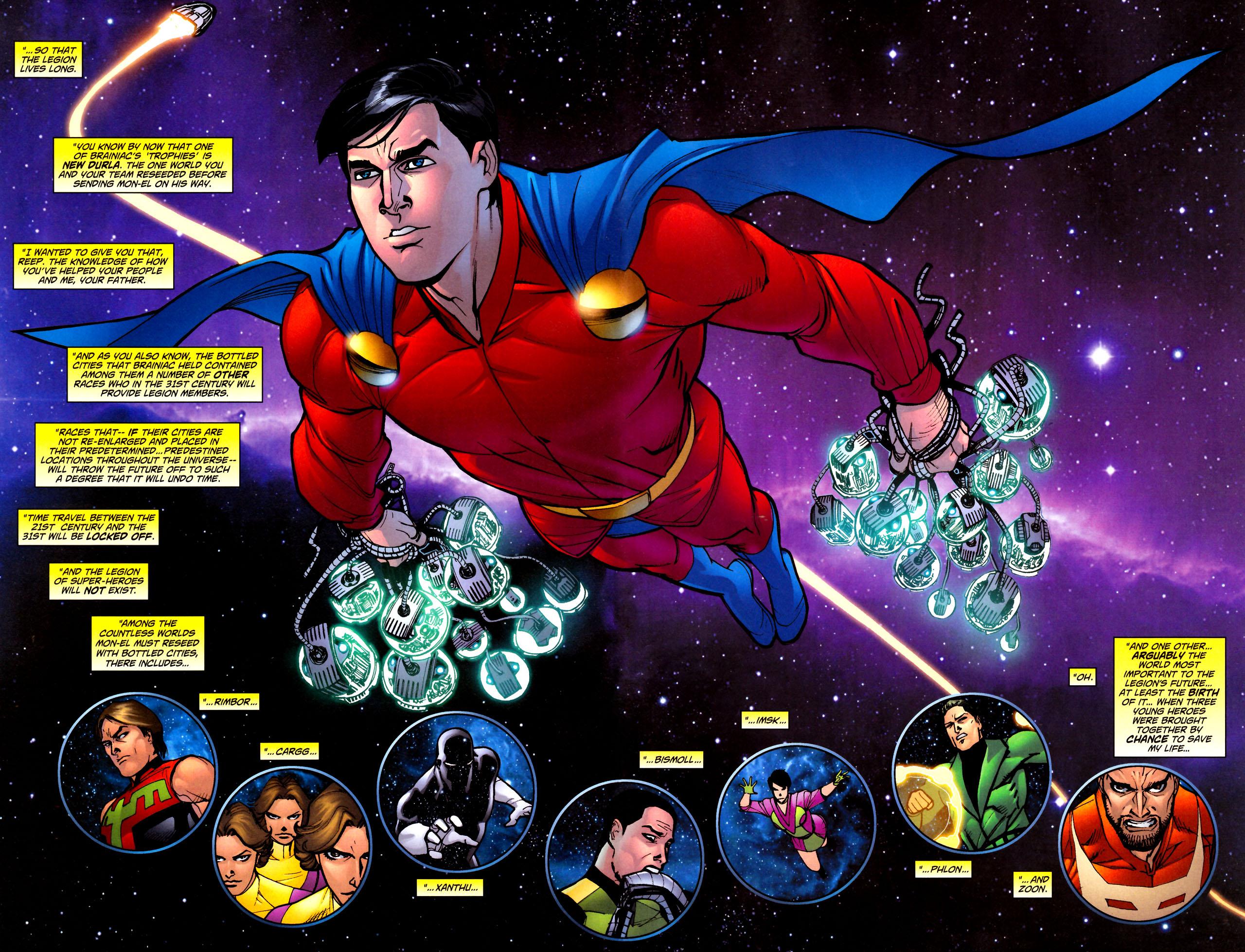Read online Adventure Comics (2009) comic -  Issue #11 - 12