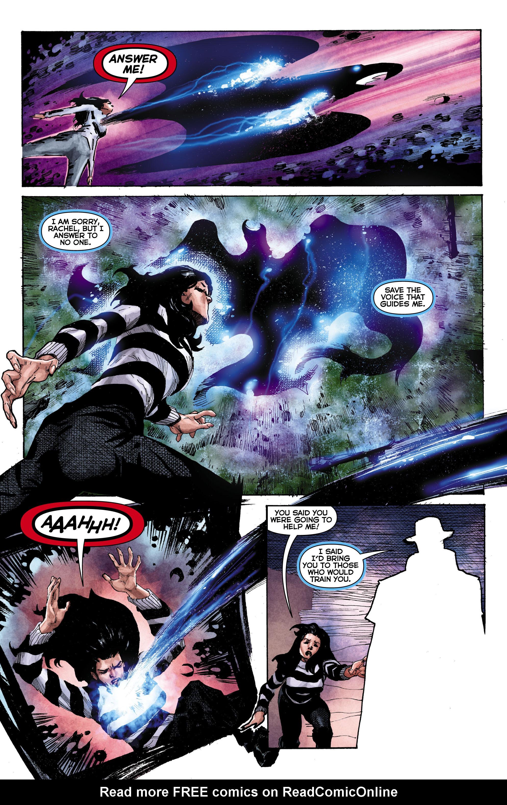 Read online Trinity of Sin: The Phantom Stranger comic -  Issue #1 - 13