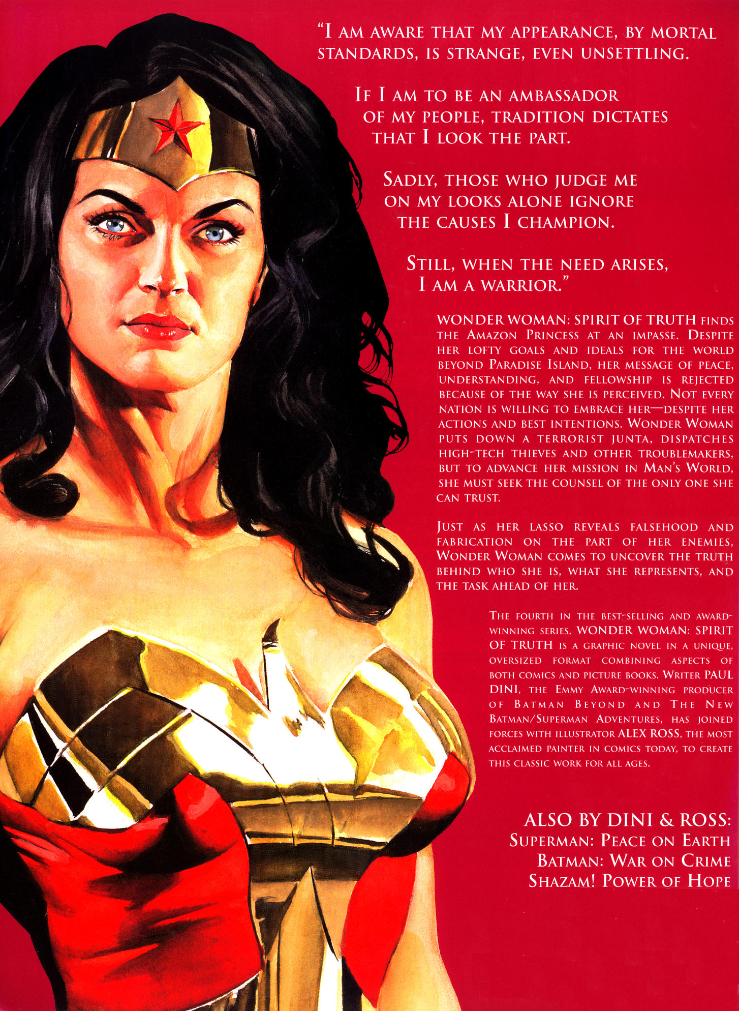 Read online Wonder Woman: Spirit of Truth comic -  Issue # Full - 76