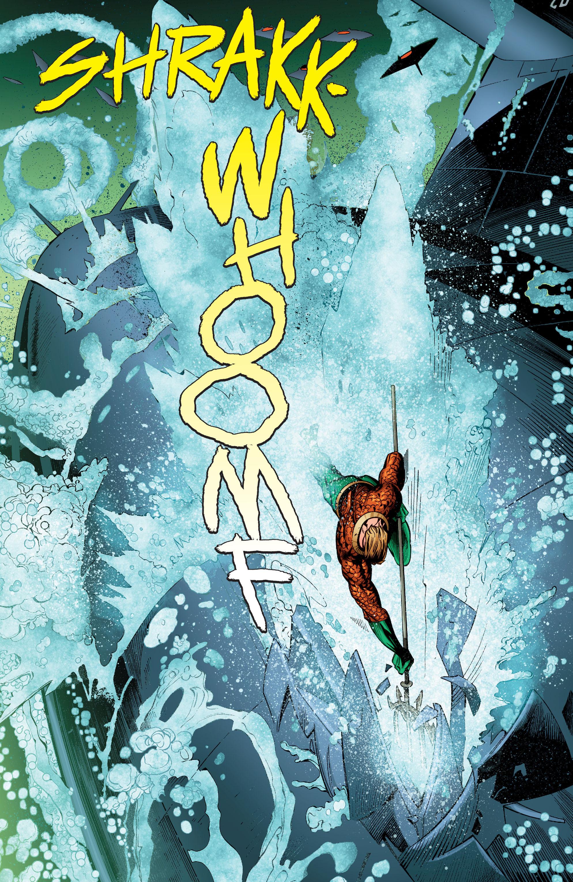 Read online Aquaman (2016) comic -  Issue #13 - 15
