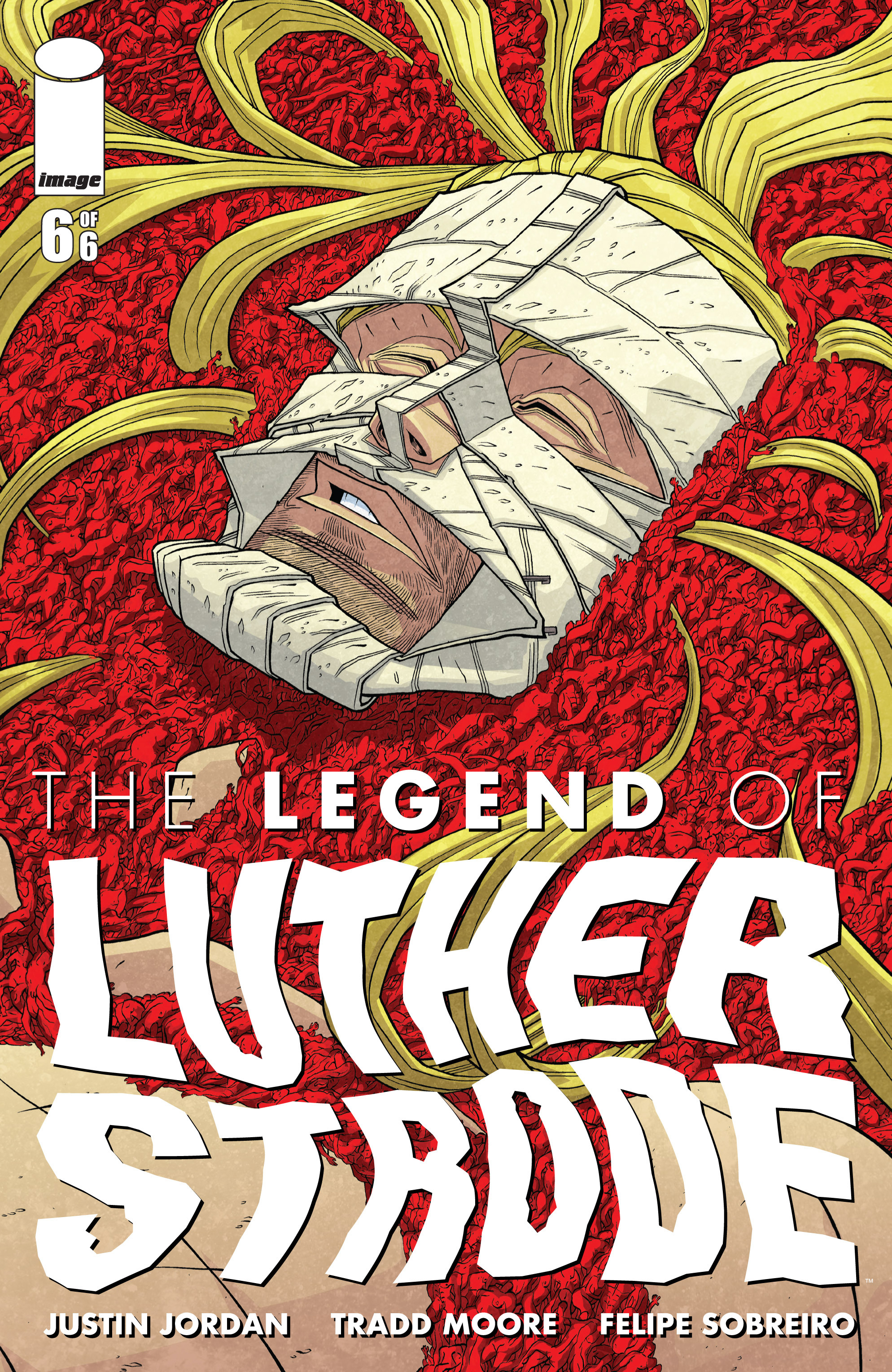 The Legend of Luther Strode 6 Page 1
