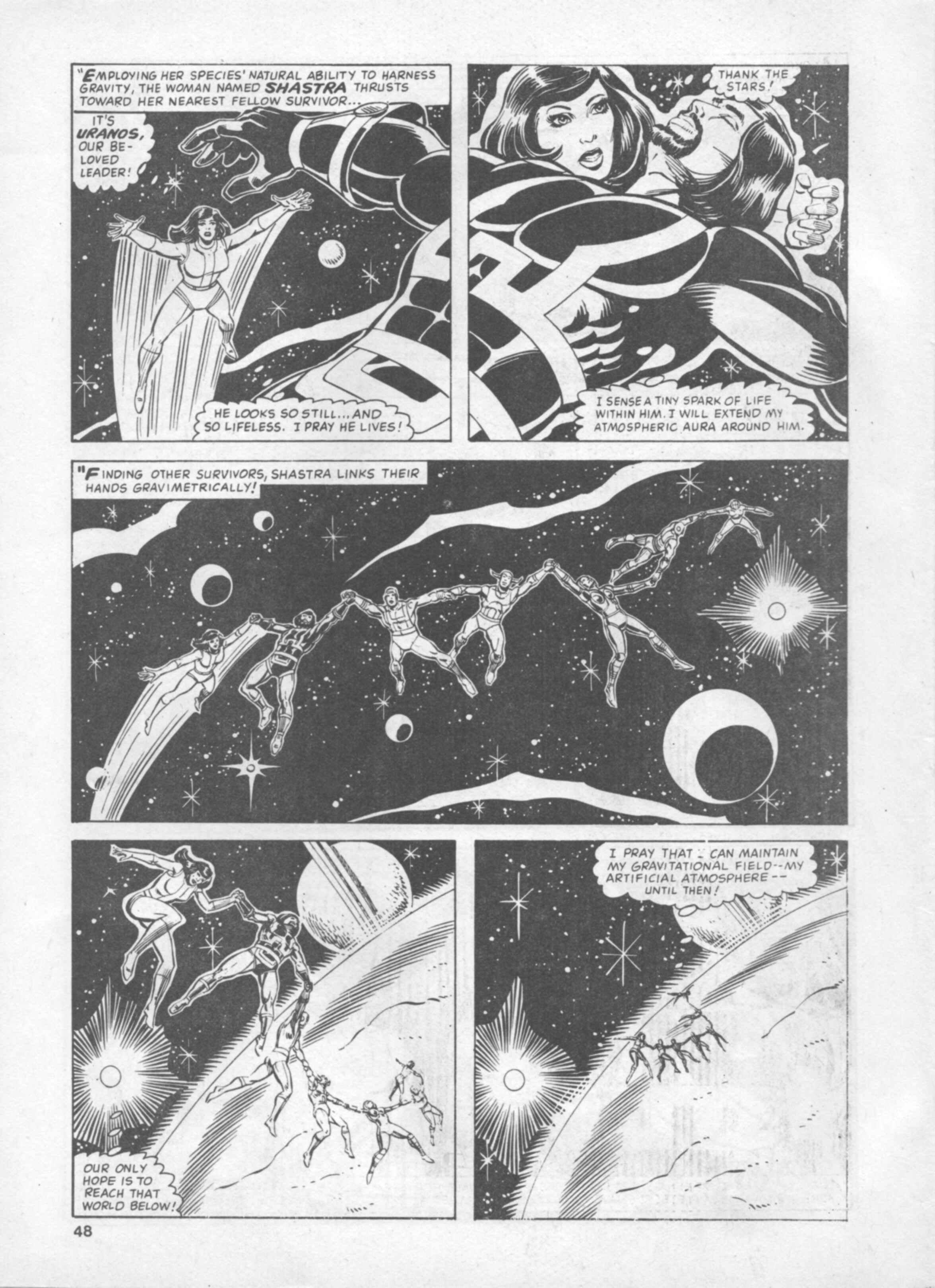 Read online Future Tense comic -  Issue #40 - 48