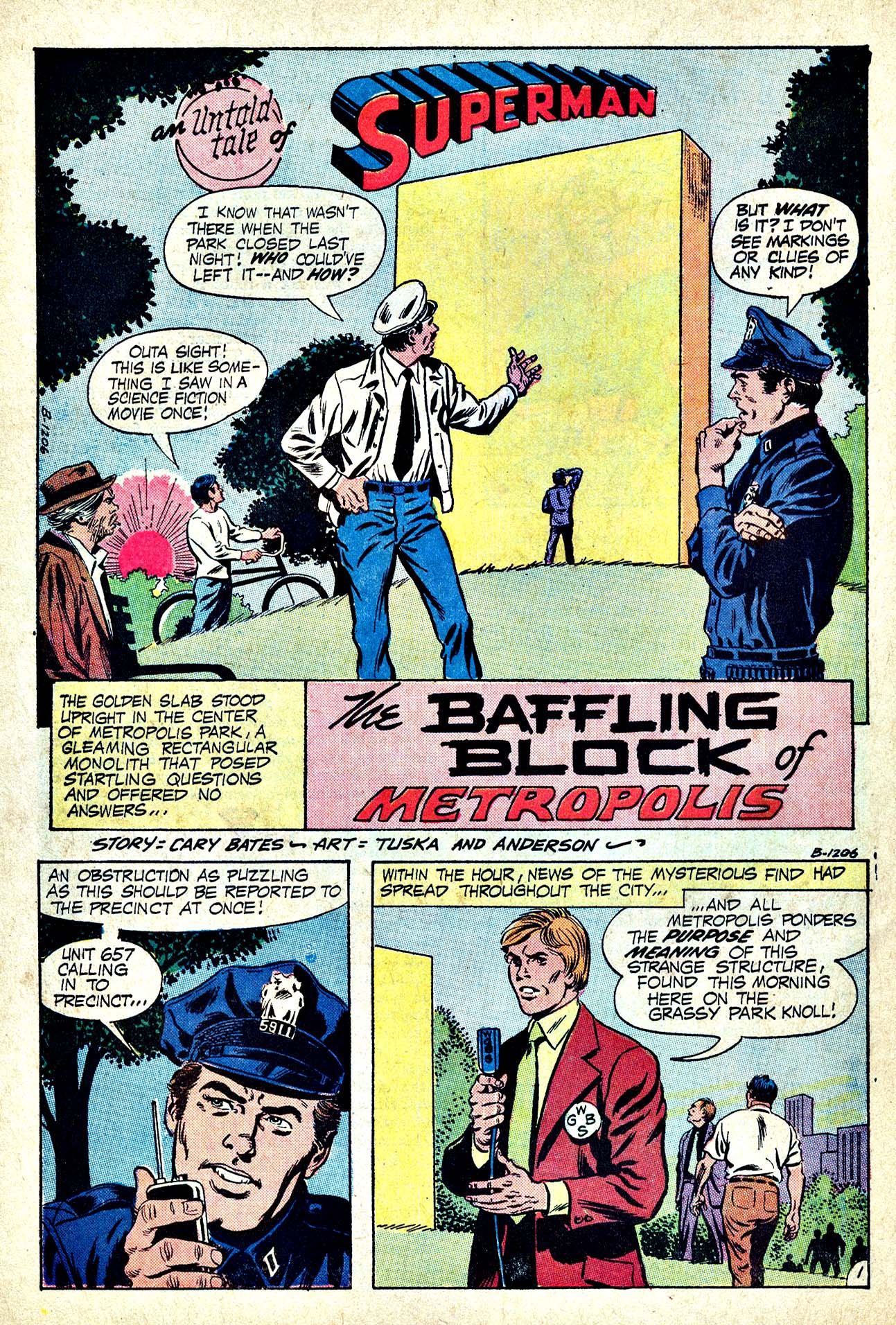 Action Comics (1938) 409 Page 41