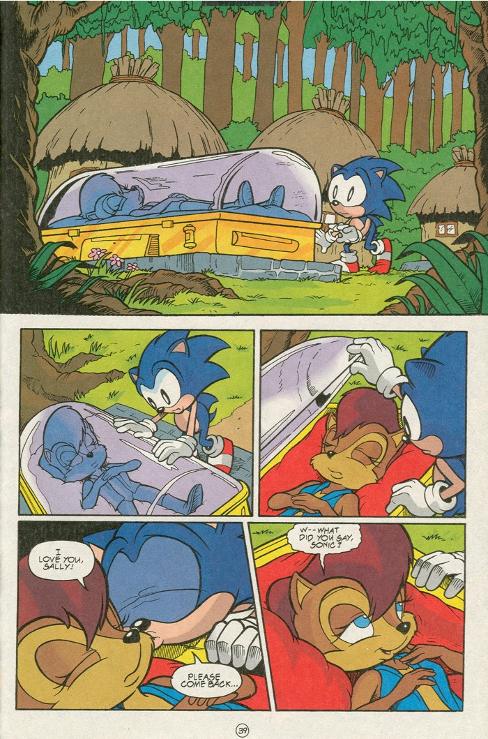 Read online Sonic Super Special comic -  Issue #6 - The big 50 - 40