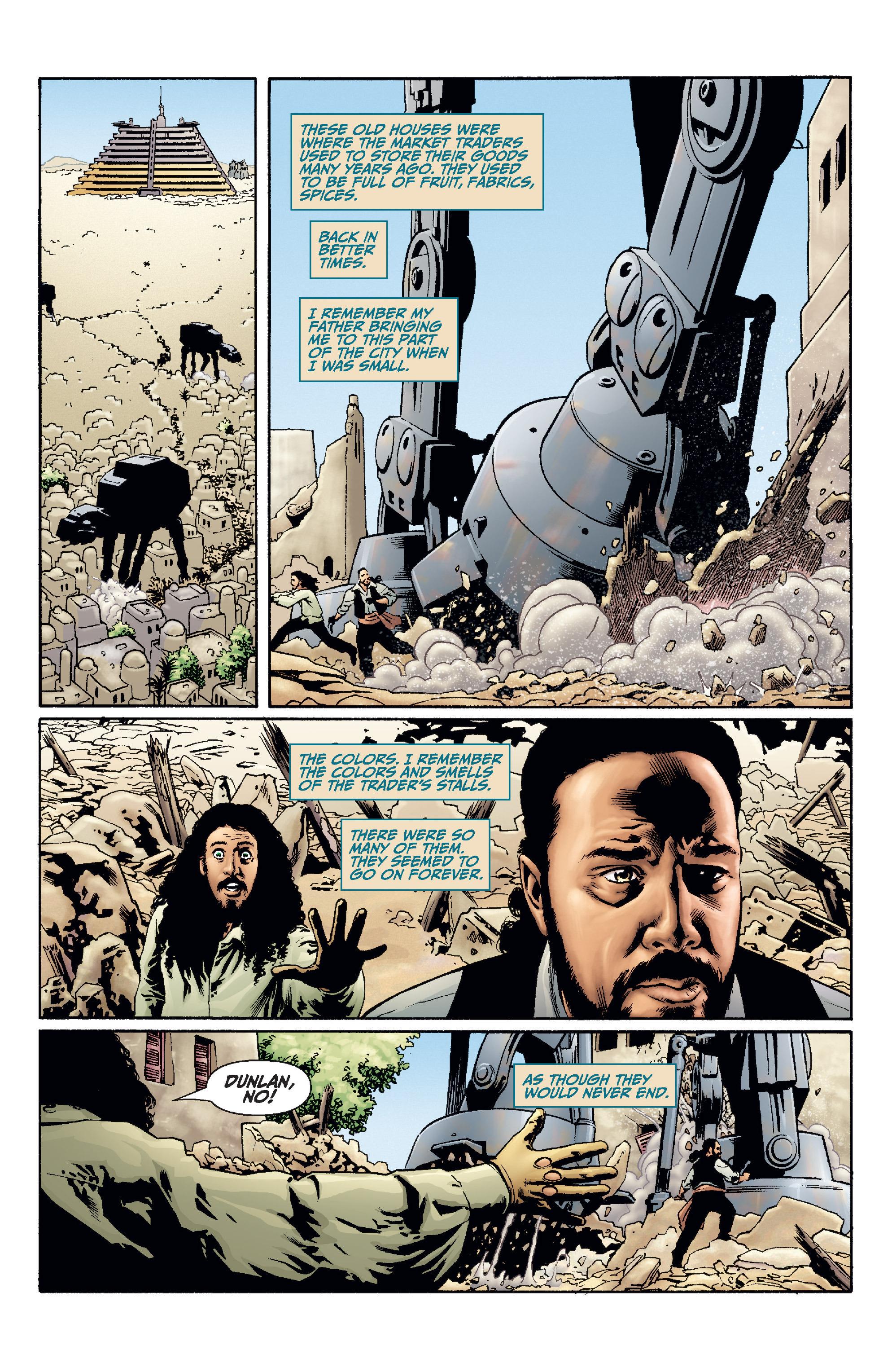 Read online Star Wars Omnibus comic -  Issue # Vol. 20 - 217