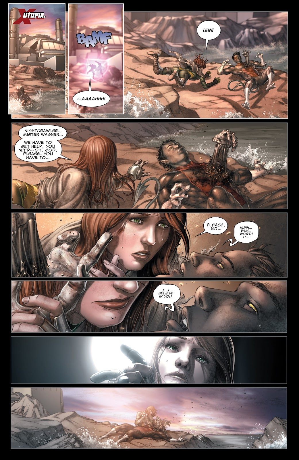 Read online X-Men: Second Coming comic -  Issue # _TPB (Part 2) - 33