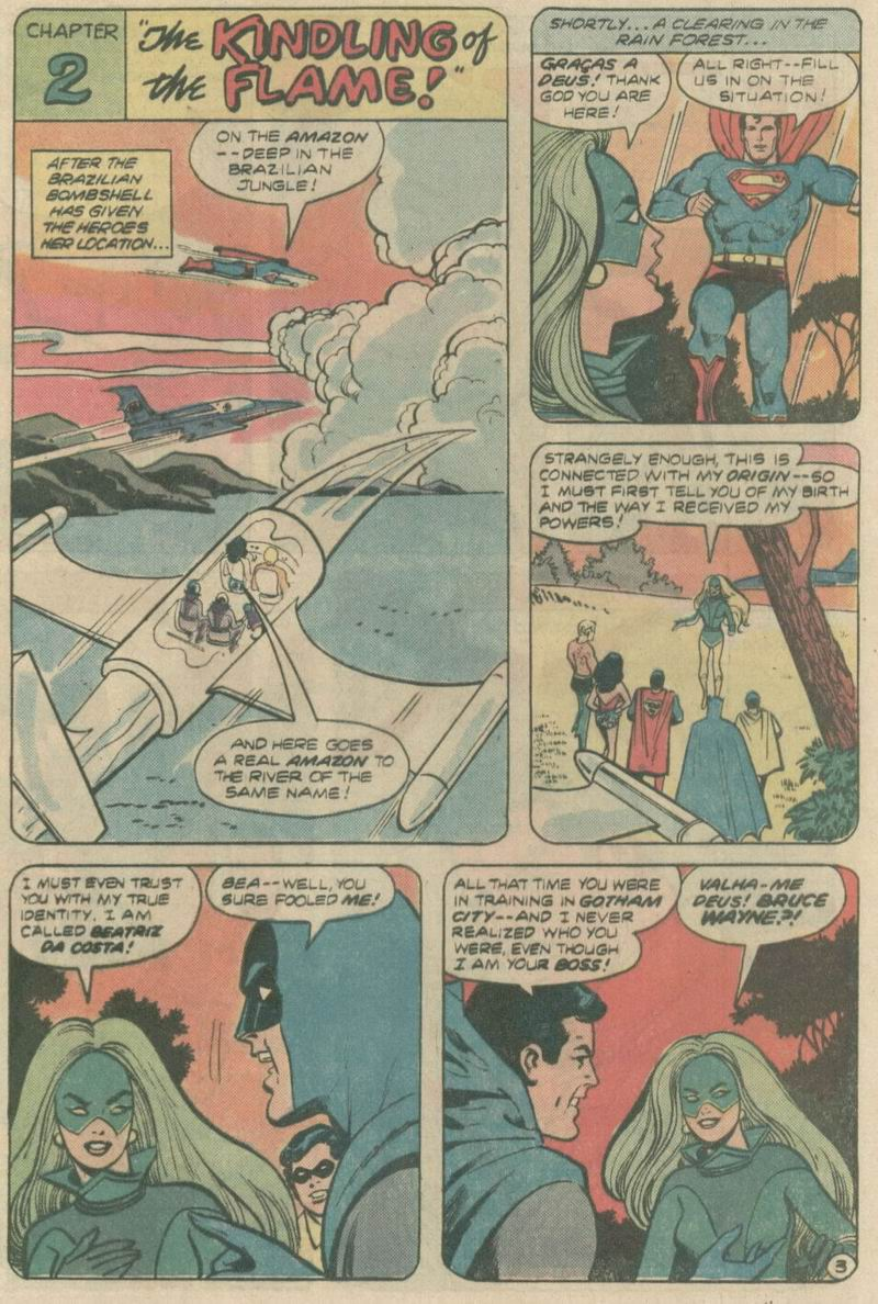 The Super Friends Issue #47 #47 - English 4