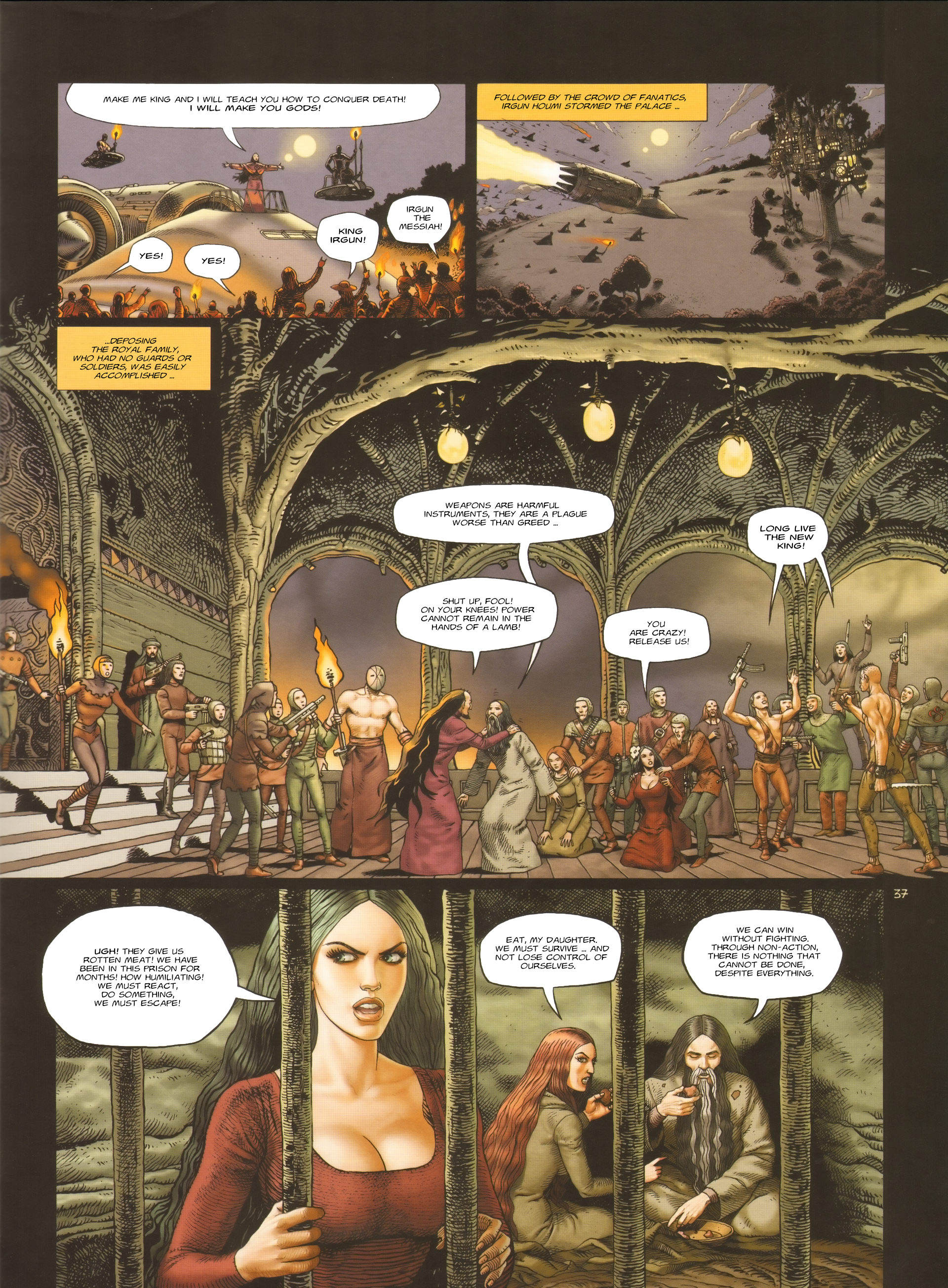 Read online Megalex (2014) comic -  Issue #3 - 40