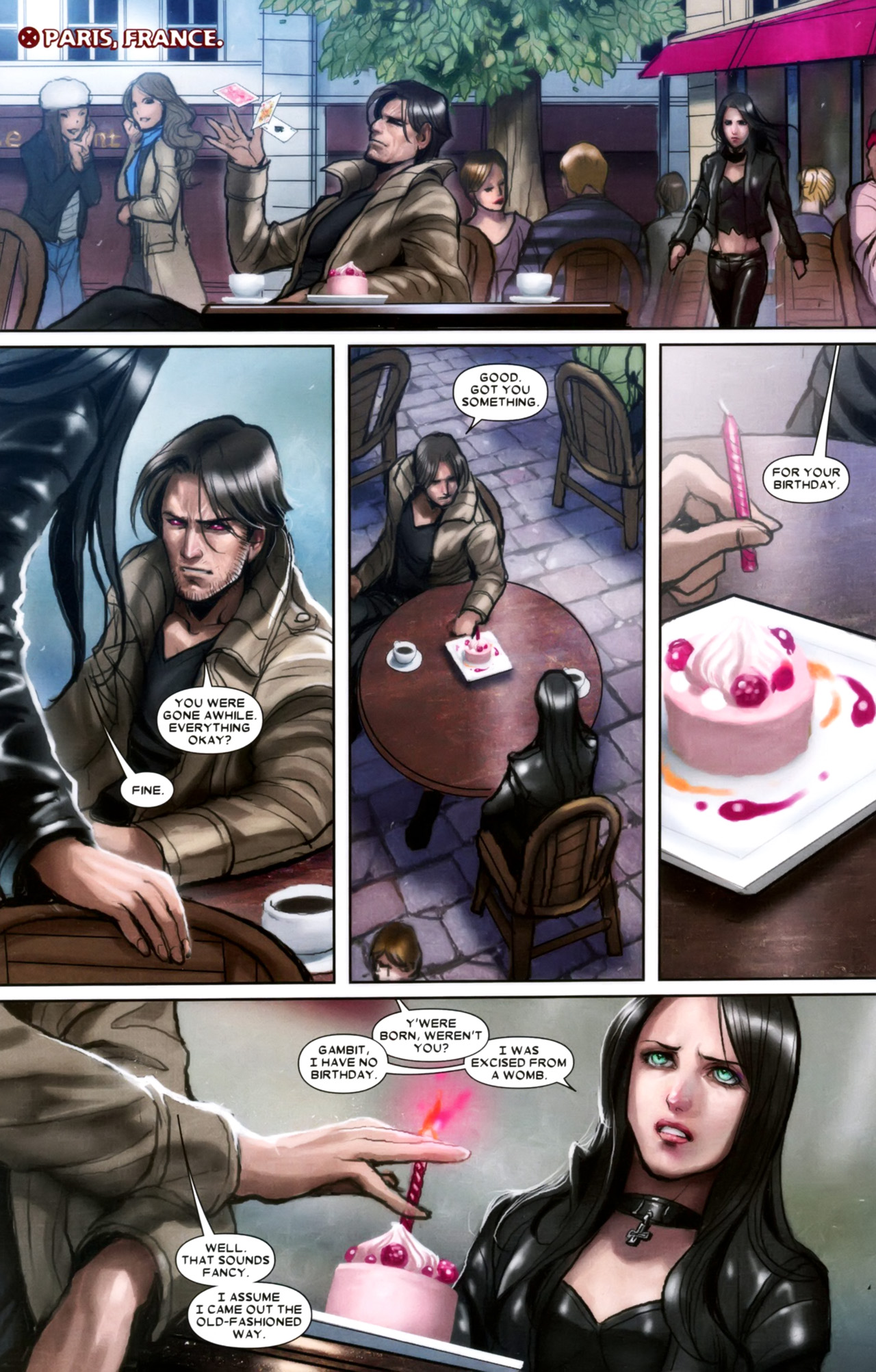 Read online X-23 (2010) comic -  Issue #10 - 4