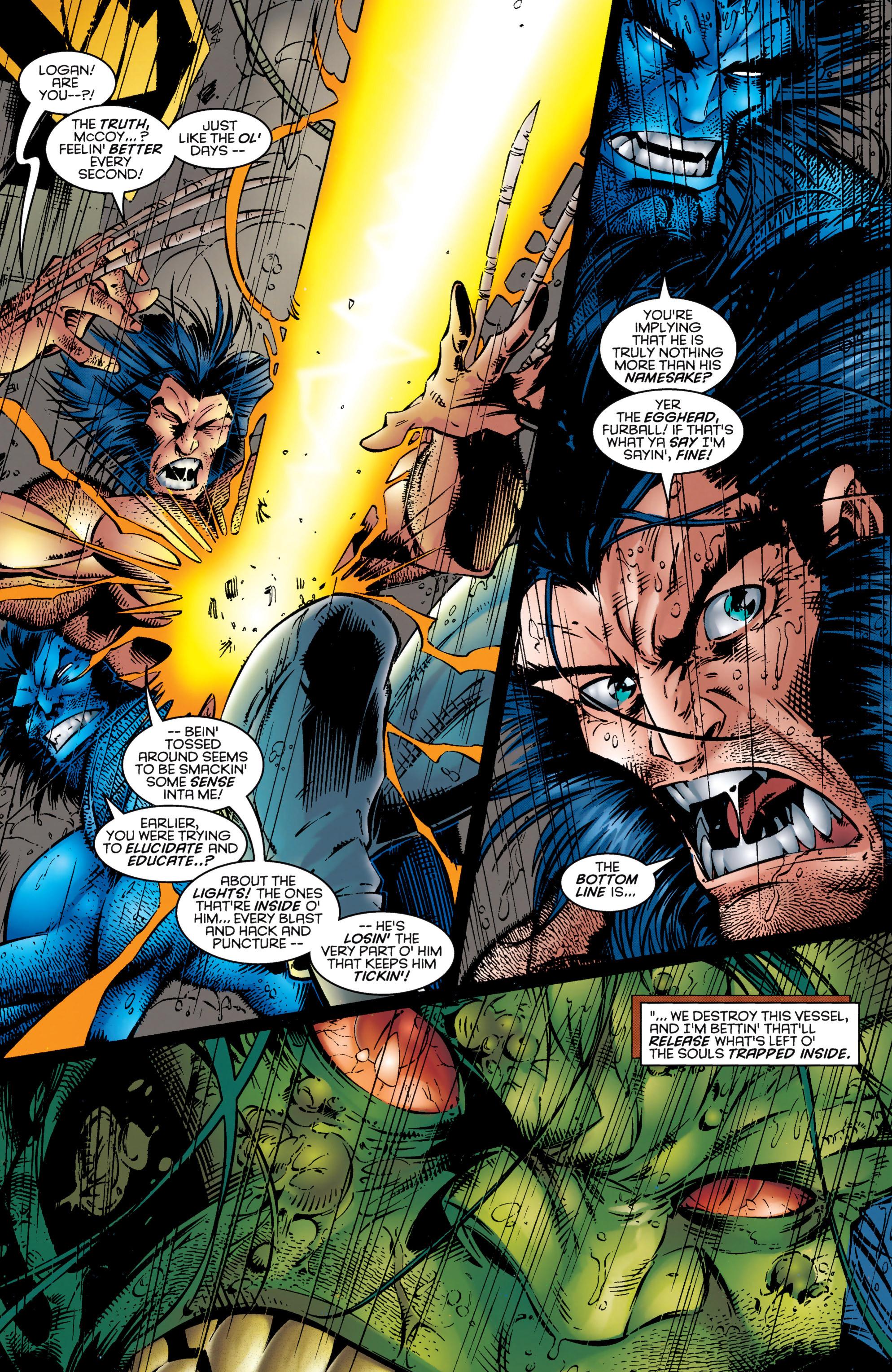 Read online Uncanny X-Men (1963) comic -  Issue #324 - 17