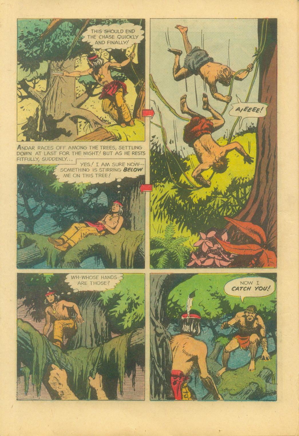 Read online Turok, Son of Stone comic -  Issue #29 - 14