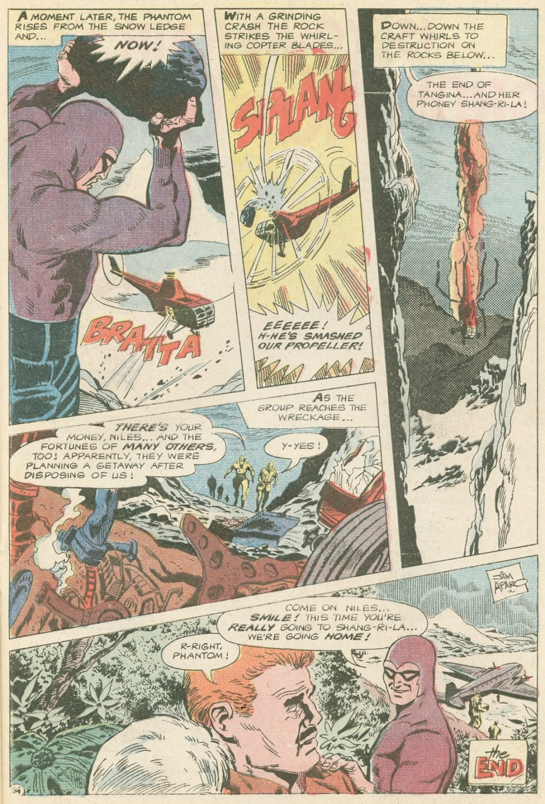 The Phantom (1969) issue 31 - Page 28