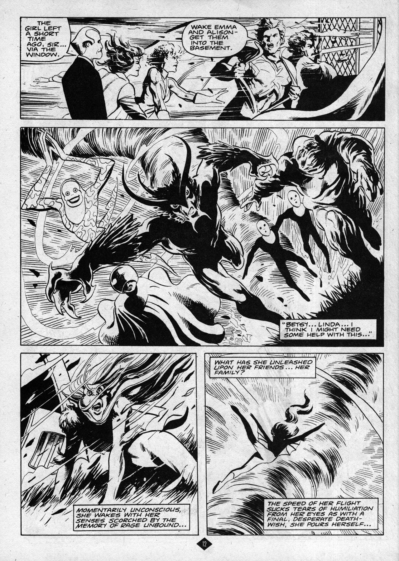 Captain Britain (1985) 8 Page 12
