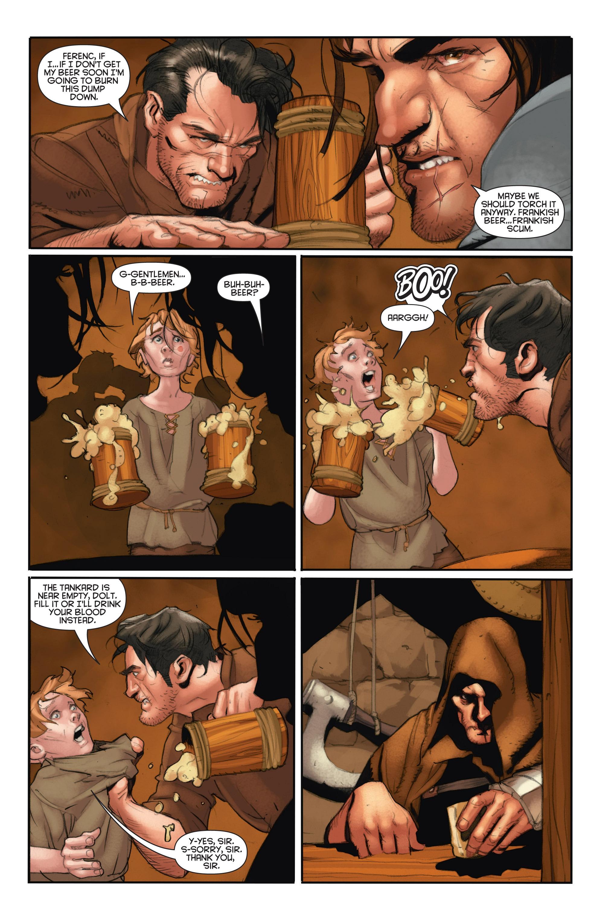 Read online Eternal Warrior: Days of Steel comic -  Issue #2 - 12