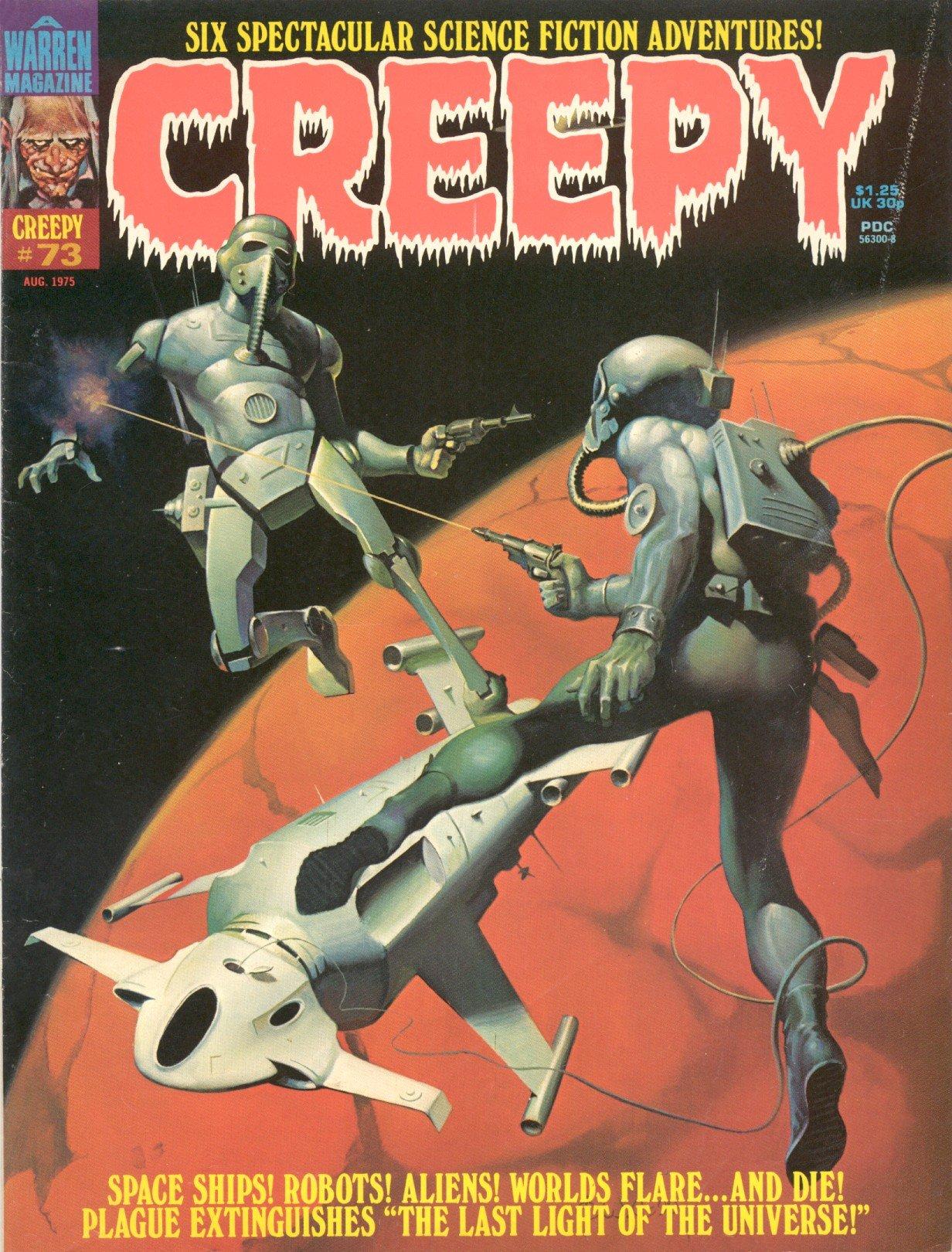 Creepy (1964) 73 Page 1