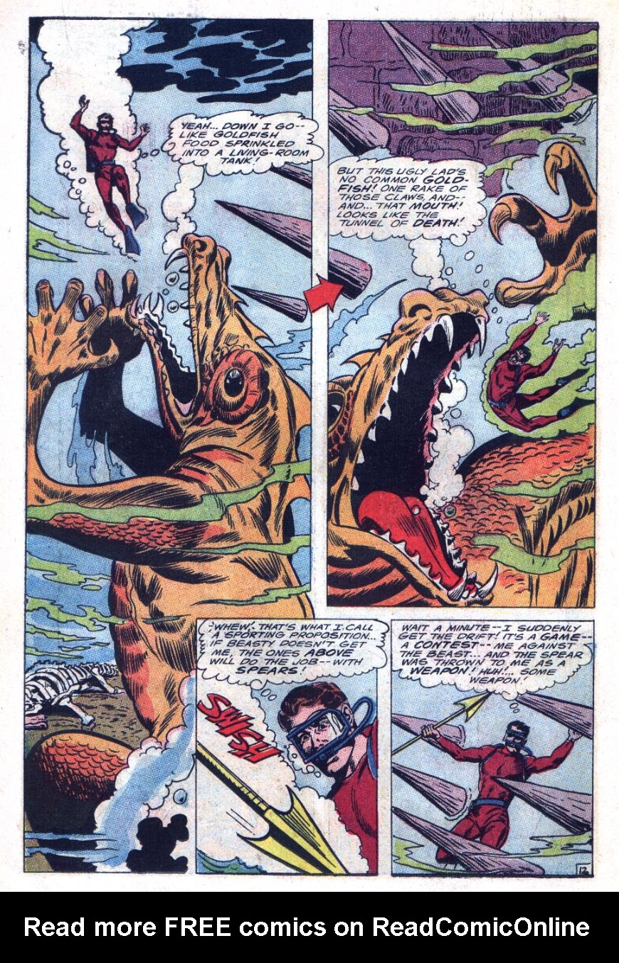 Read online Sea Devils comic -  Issue #29 - 19