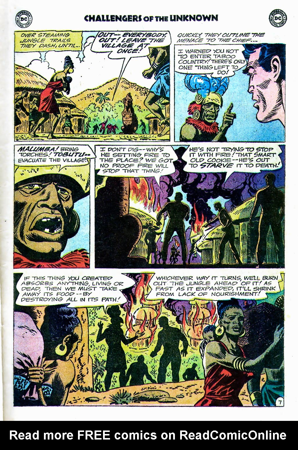 Challengers of the Unknown (1958) issue 38 - Page 9
