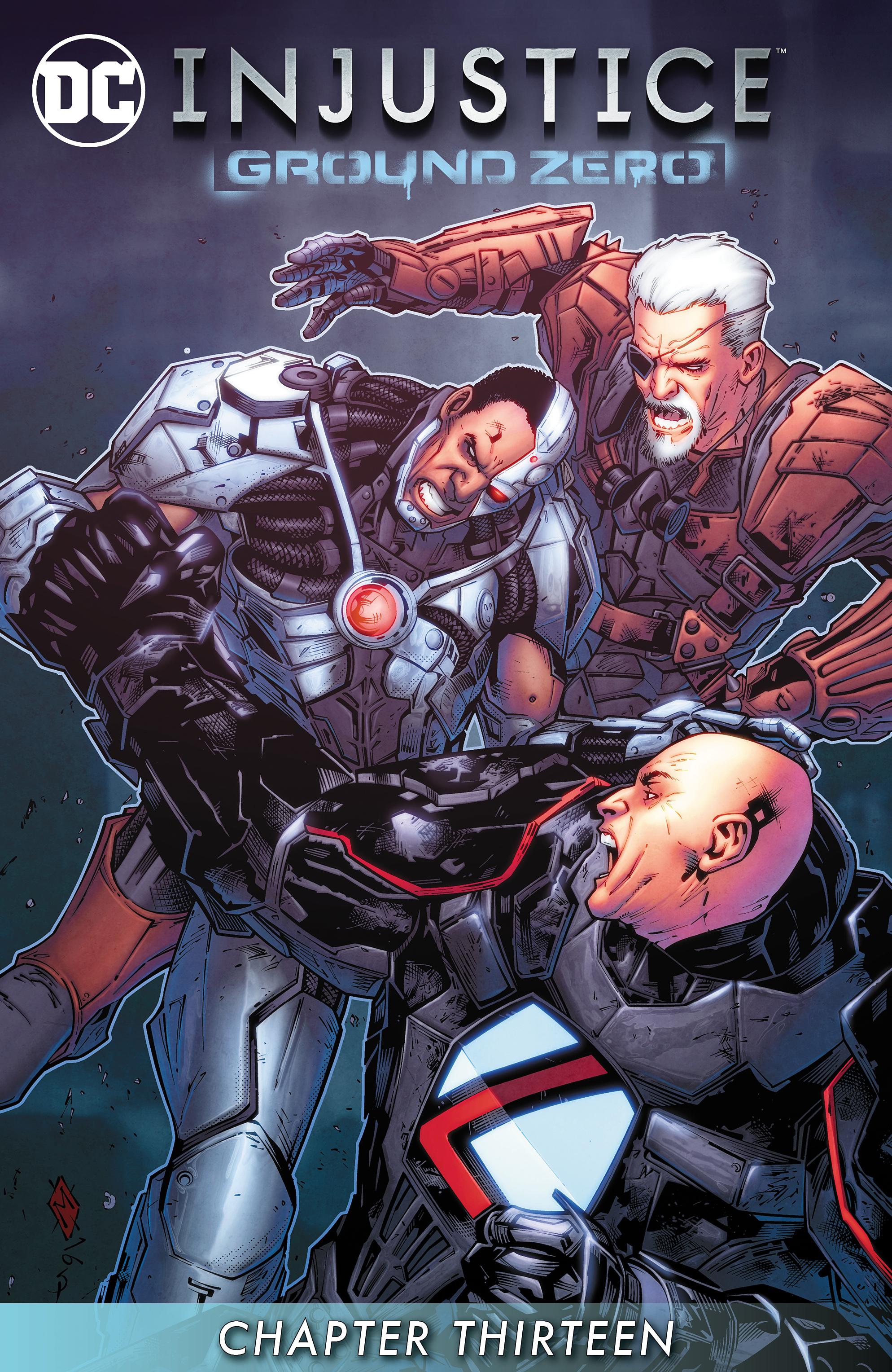 Read online Injustice: Ground Zero comic -  Issue #13 - 2