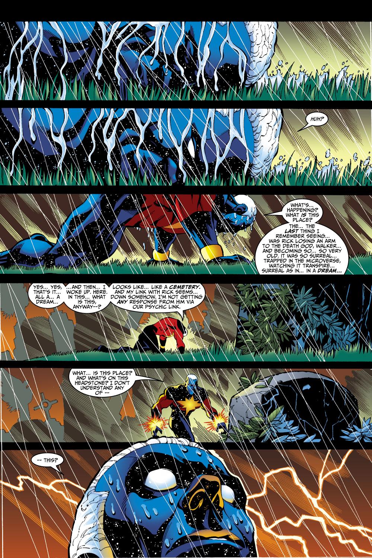 Captain Marvel (1999) Issue #19 #20 - English 2