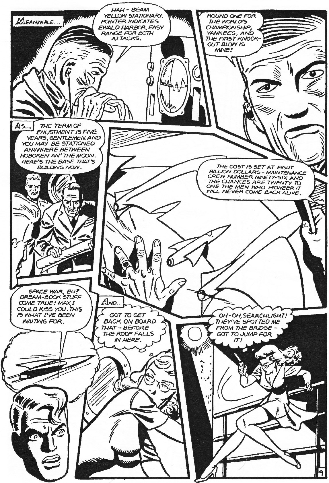 Read online Men of Mystery Comics comic -  Issue #84 - 187