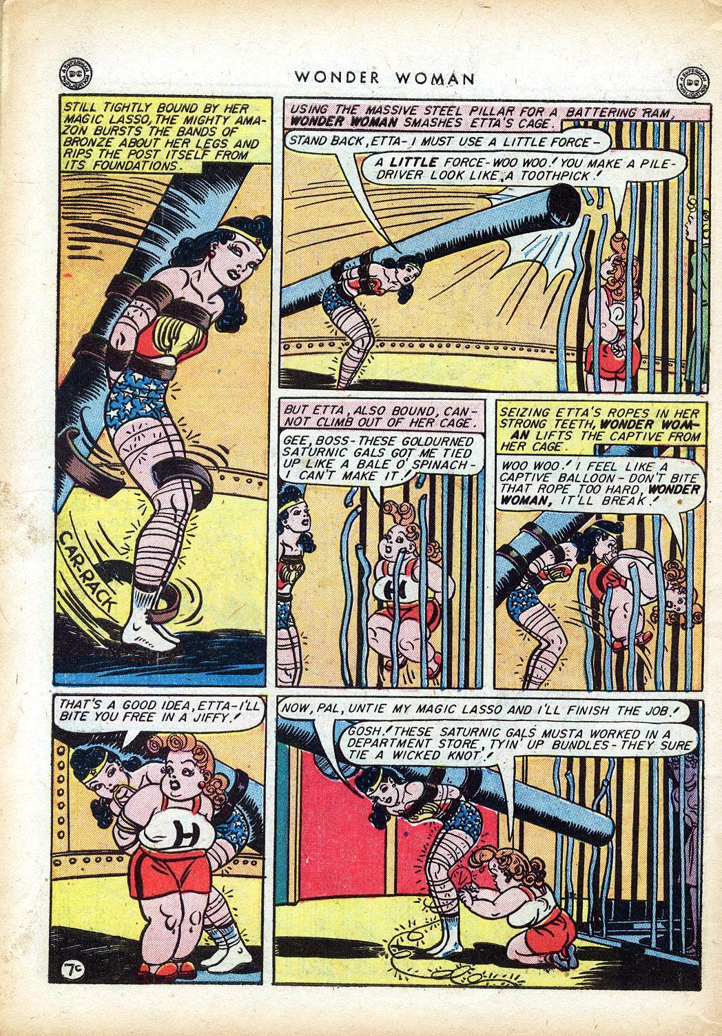 Read online Wonder Woman (1942) comic -  Issue #10 - 45