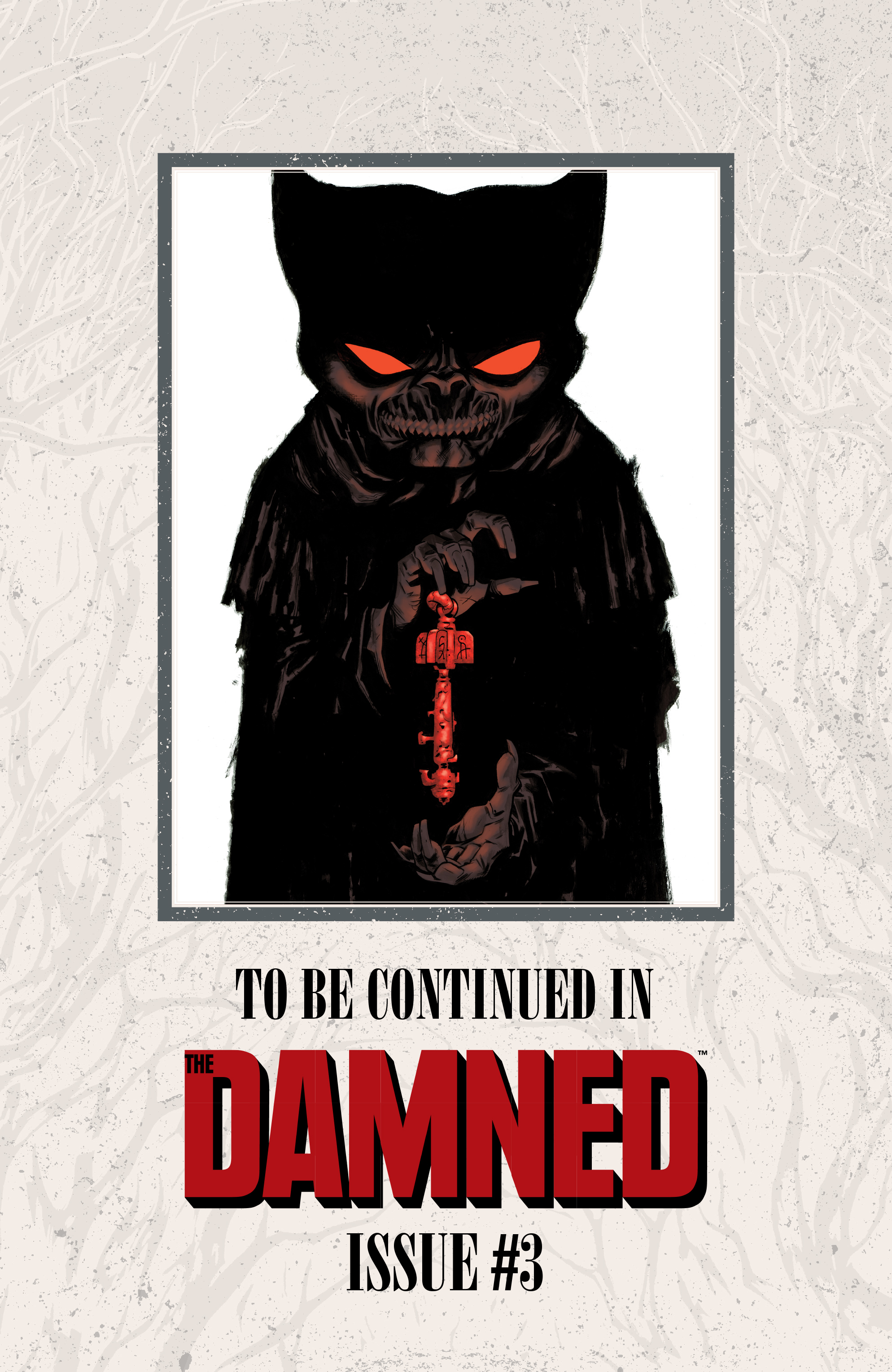 Read online The Damned comic -  Issue #2 - 25