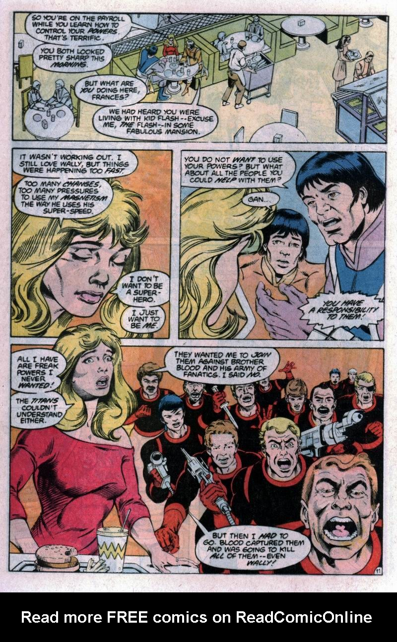 Teen Titans Spotlight issue 16 - Page 11