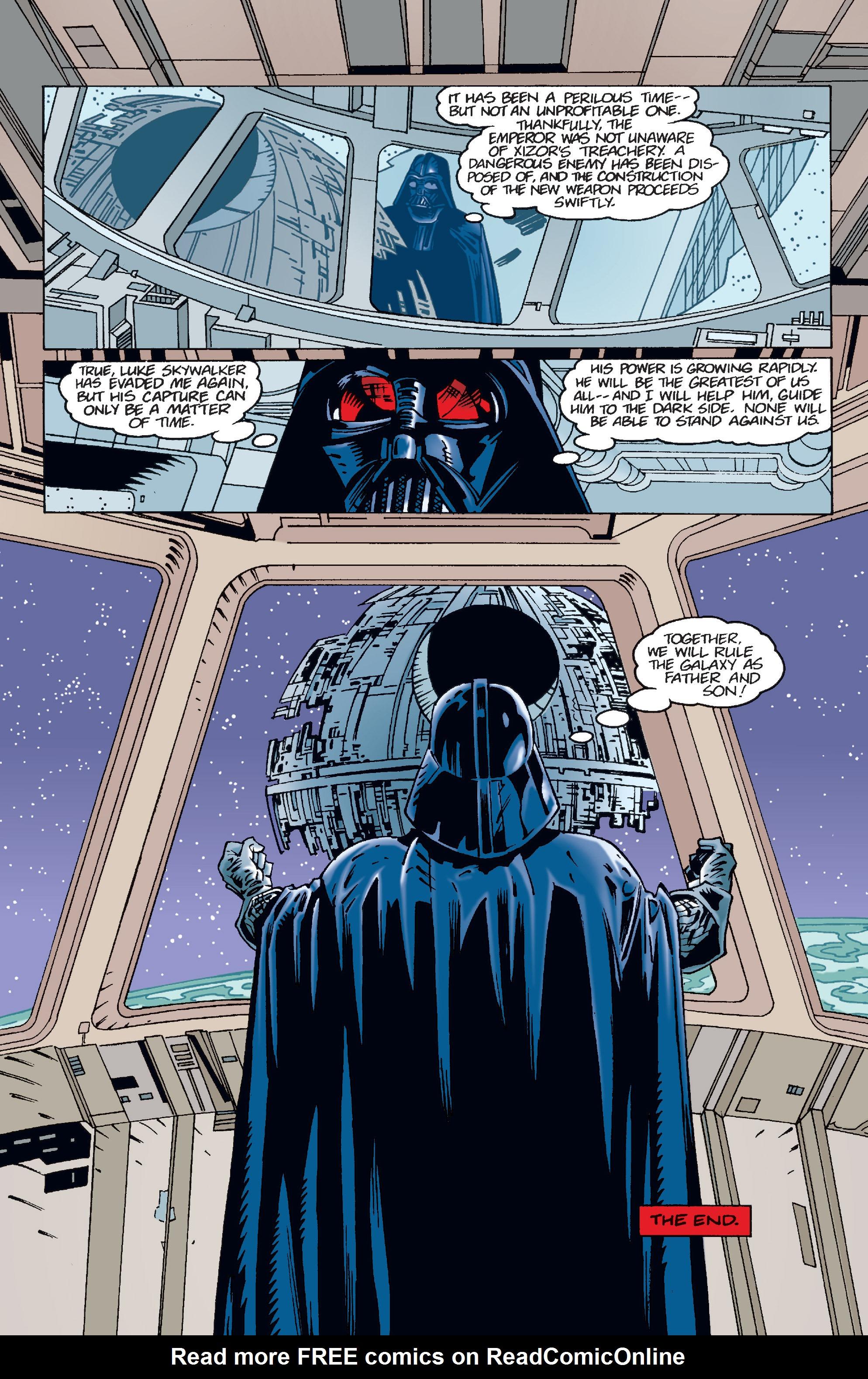 Read online Star Wars Omnibus comic -  Issue # Vol. 11 - 154