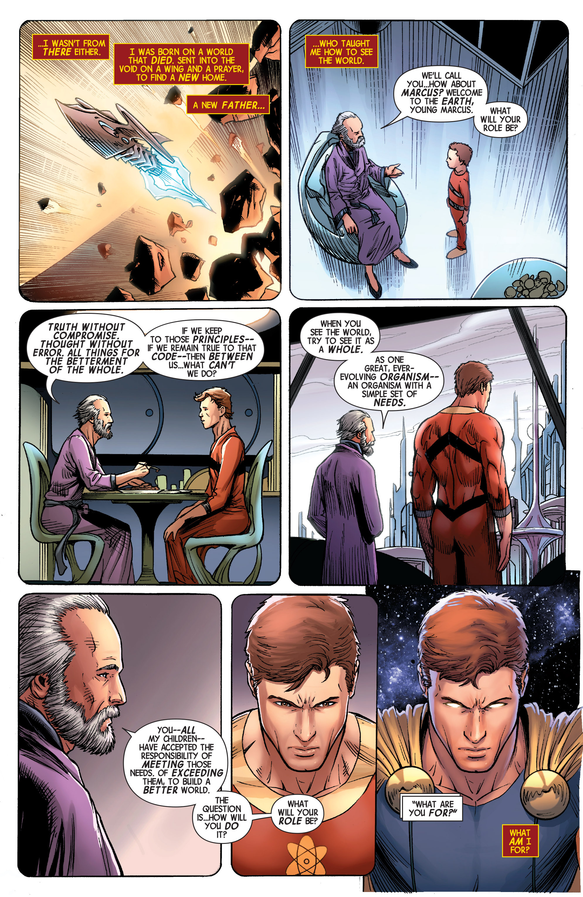 Read online Avengers (2013) comic -  Issue #34.1 - 13