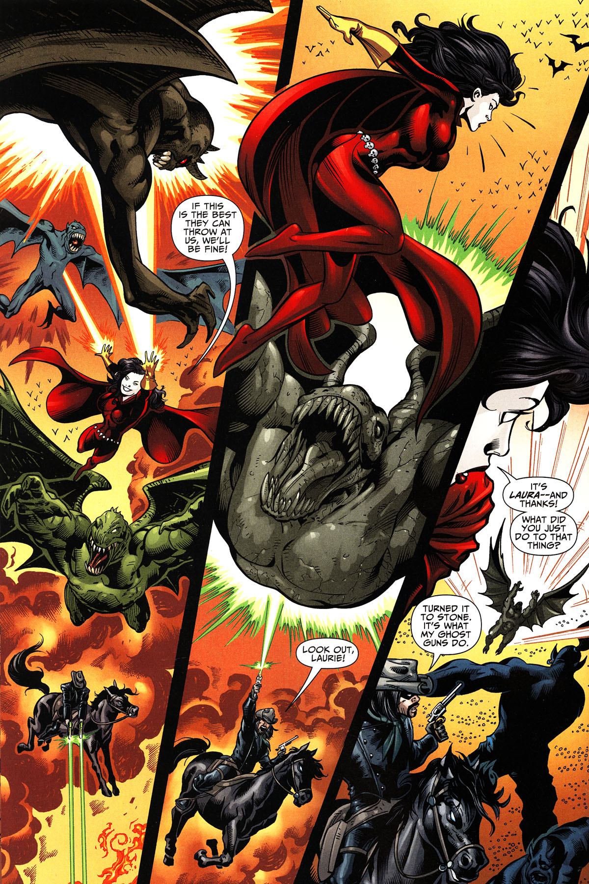 Read online Shadowpact comic -  Issue #11 - 8