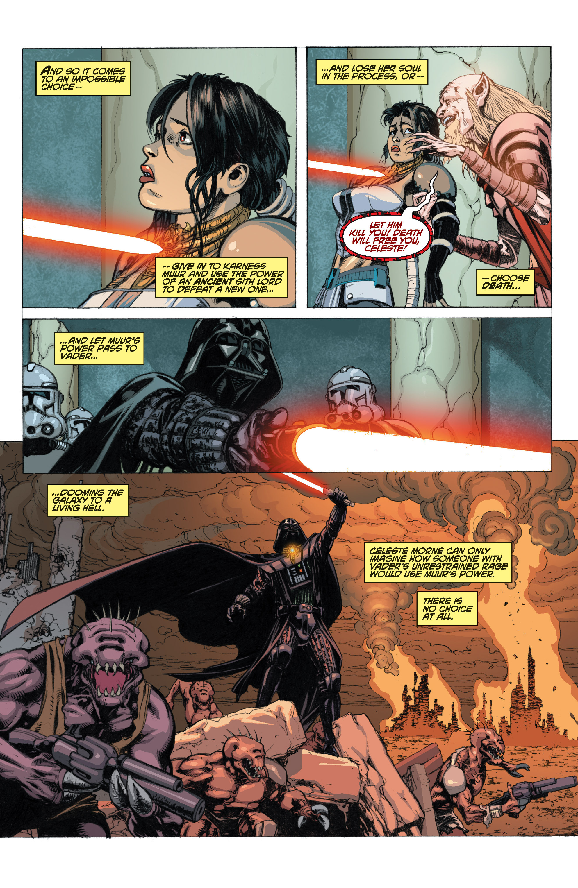 Read online Star Wars Omnibus comic -  Issue # Vol. 31 - 311