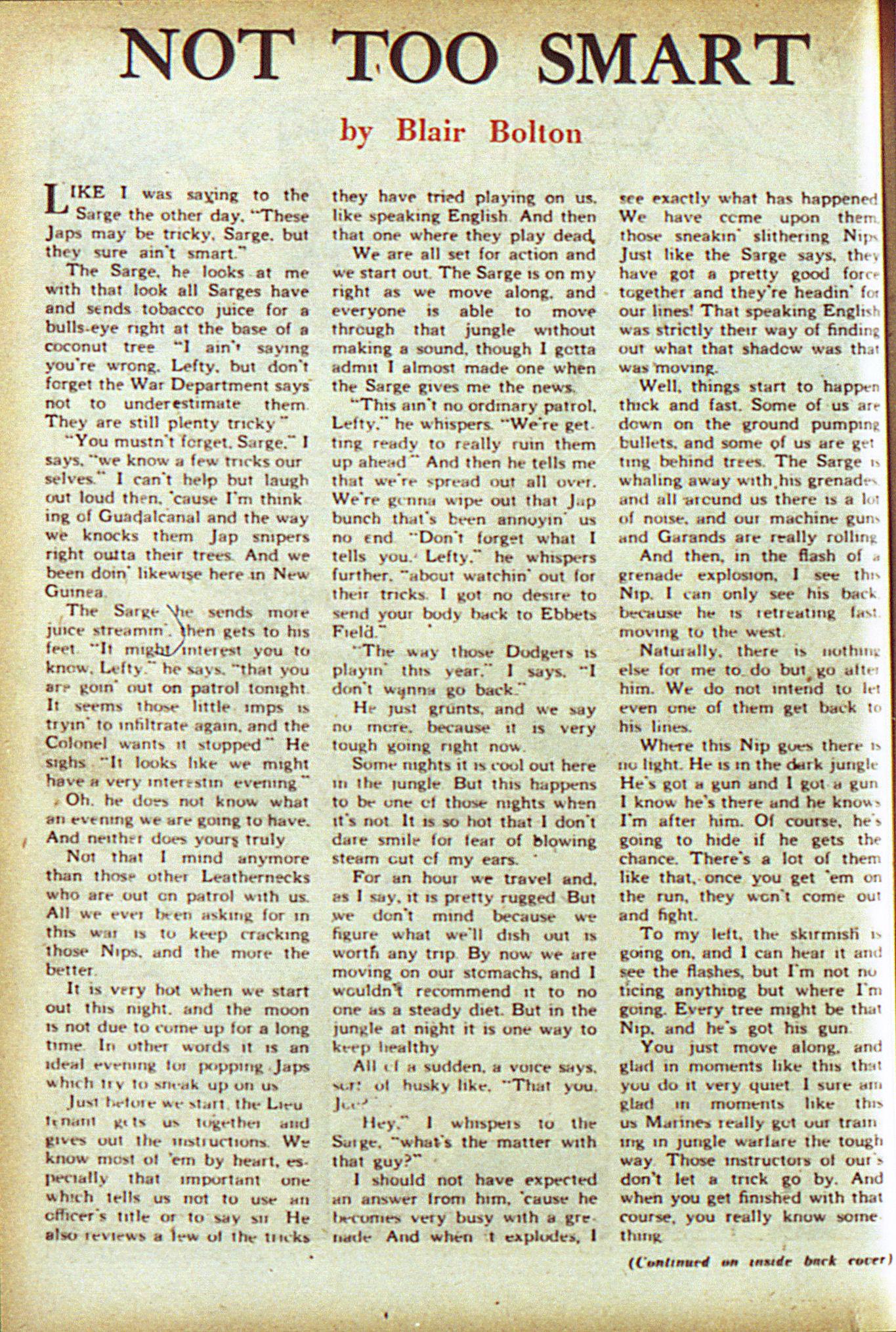 Read online Adventure Comics (1938) comic -  Issue #96 - 33