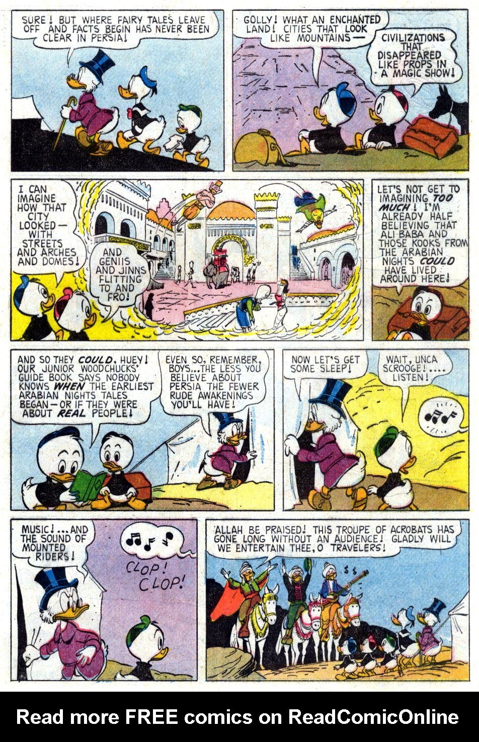 Read online Uncle Scrooge (1953) comic -  Issue #37 - 5