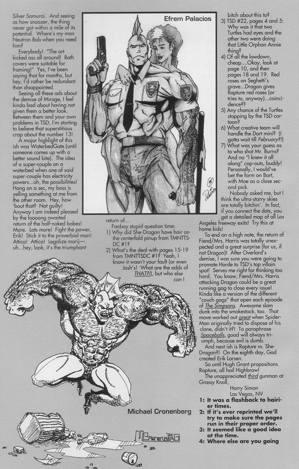 The Savage Dragon (1993) Issue #23 #26 - English 27