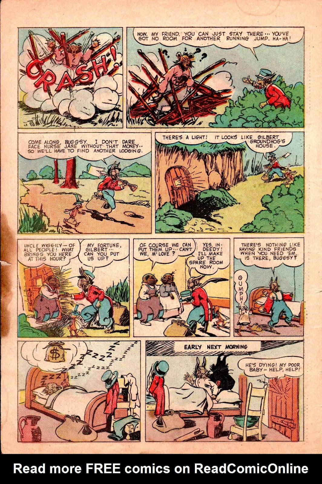 Read online Animal Comics comic -  Issue #19 - 6