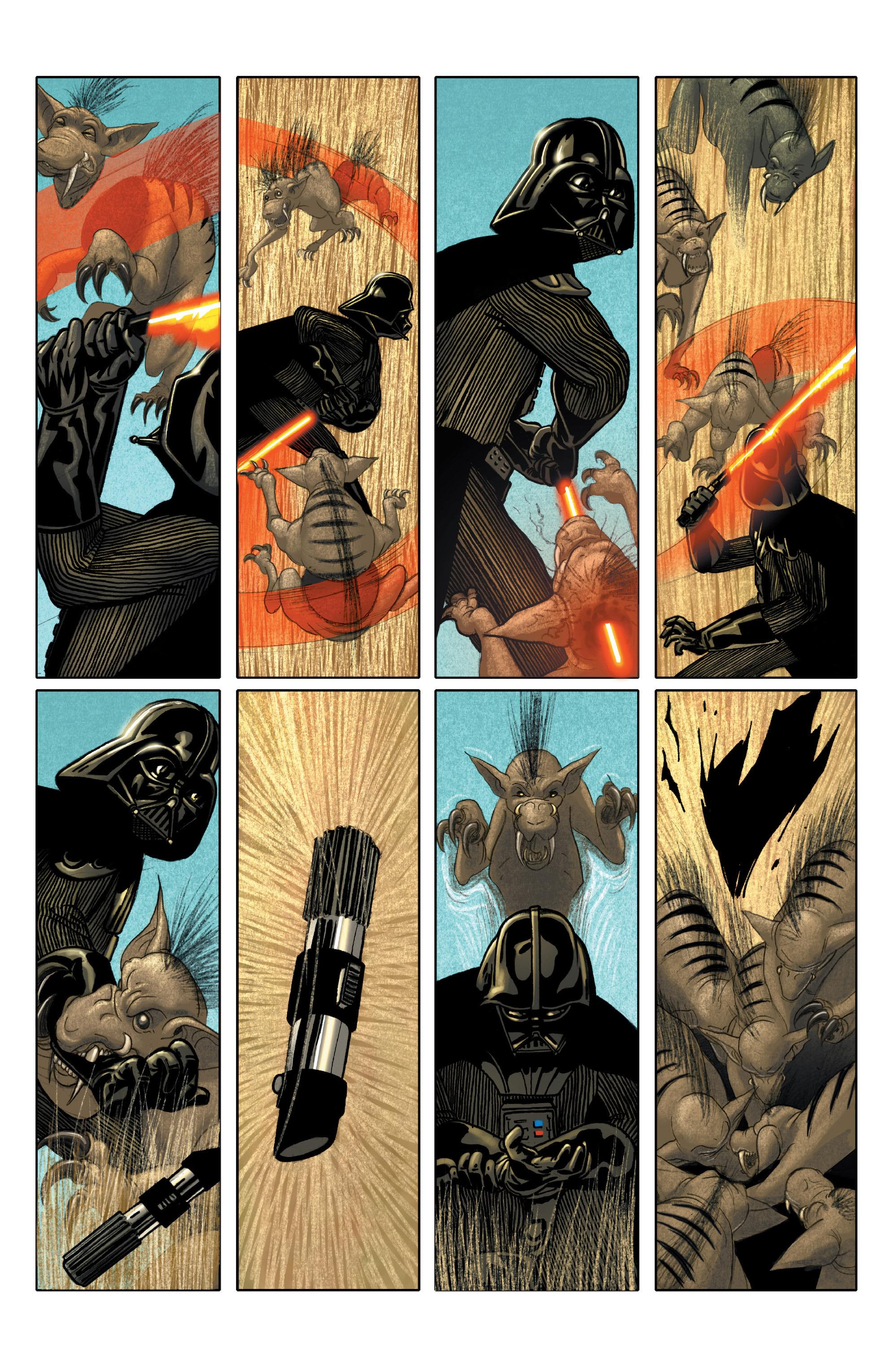 Read online Star Wars Omnibus comic -  Issue # Vol. 17 - 227