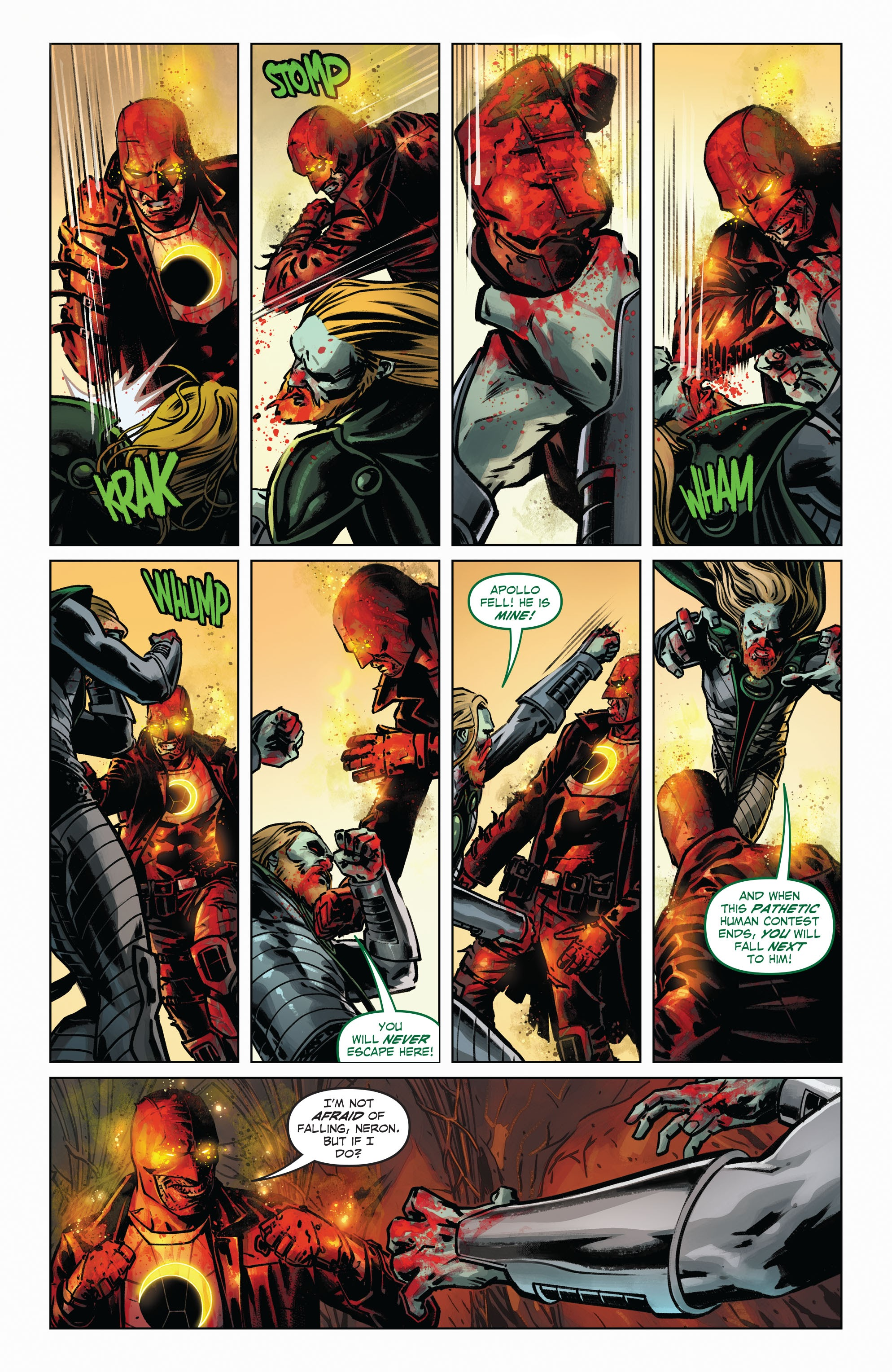 Midnighter and Apollo #_TPB #7 - English 105