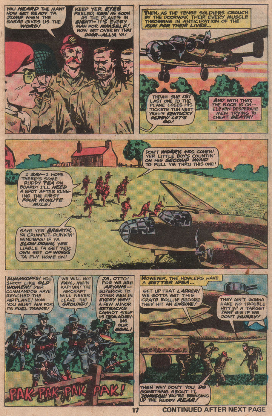 Read online Sgt. Fury comic -  Issue #141 - 19