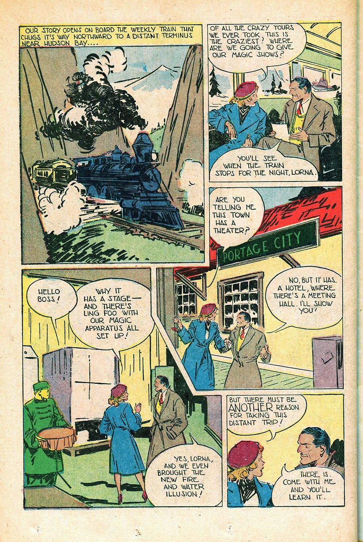 Read online Super-Magician Comics comic -  Issue #55 - 38