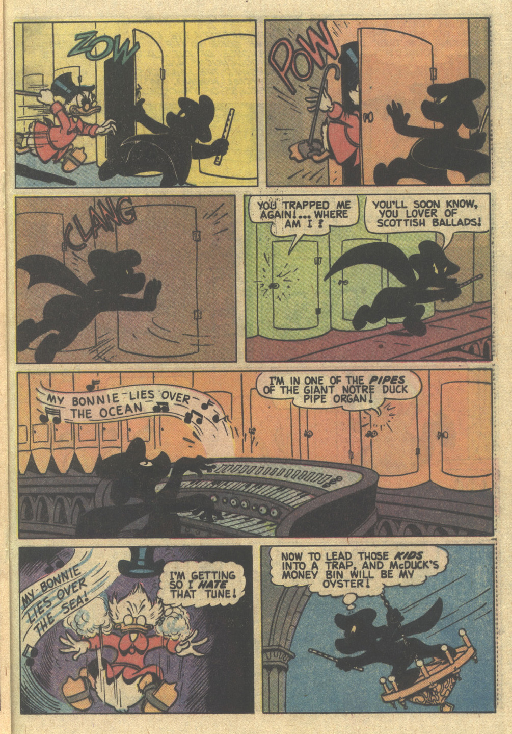 Read online Uncle Scrooge (1953) comic -  Issue #184 - 21