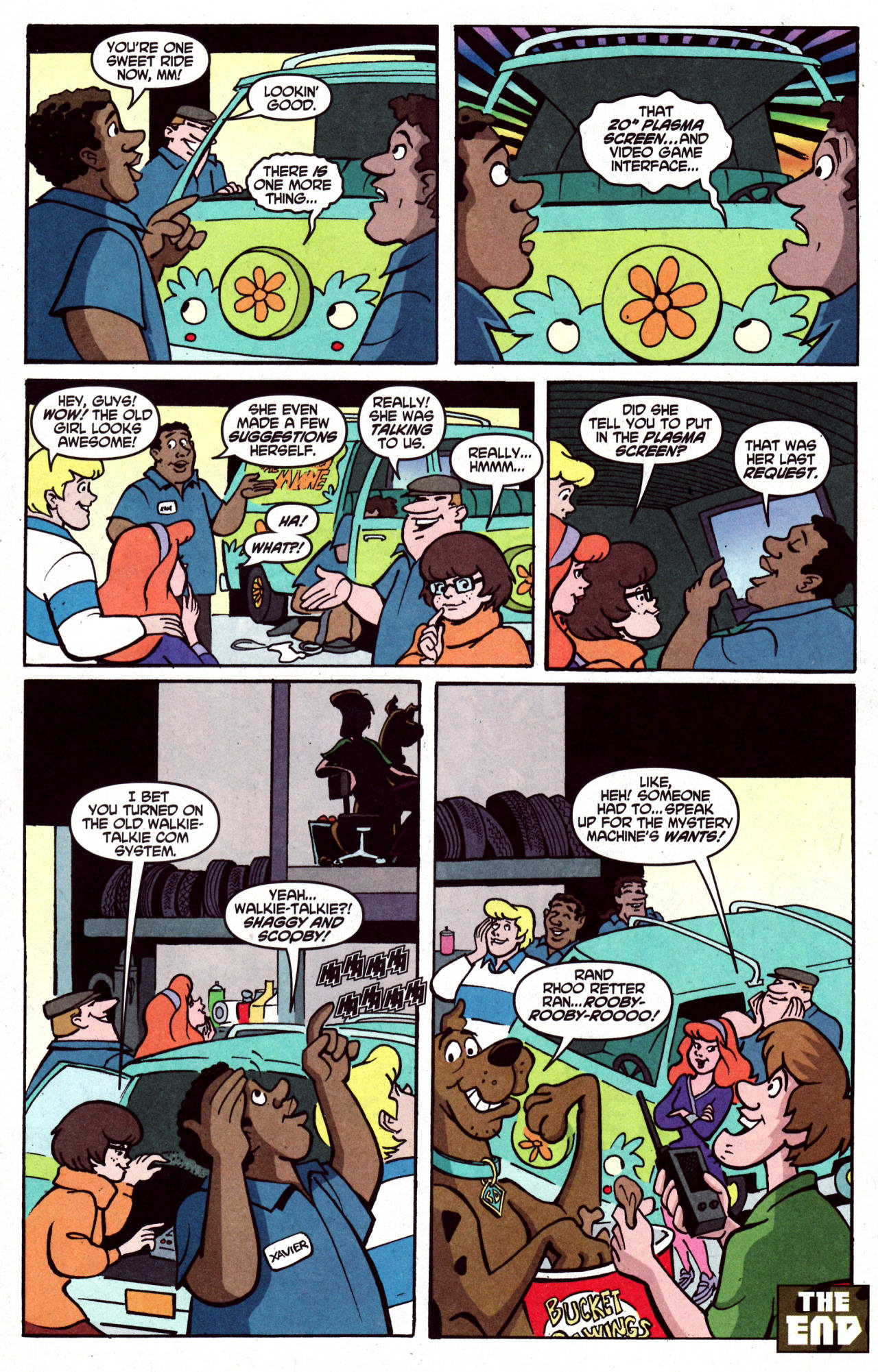 Read online Scooby-Doo (1997) comic -  Issue #125 - 7