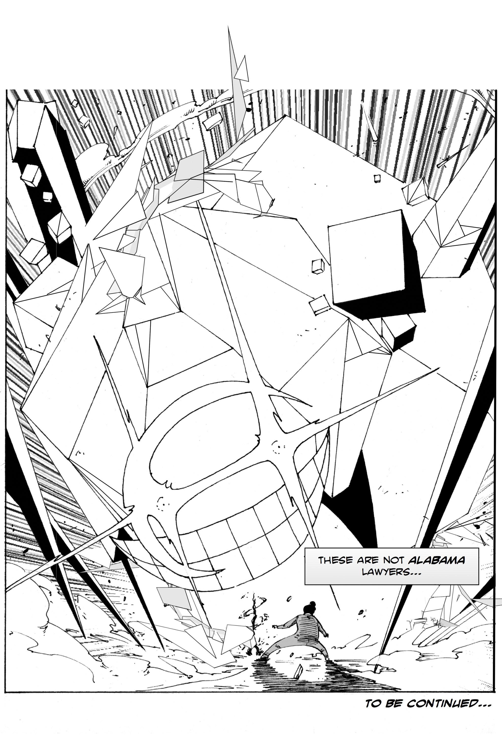 Read online Silvertongue 30xx Vol. 1 comic -  Issue # Full - 58