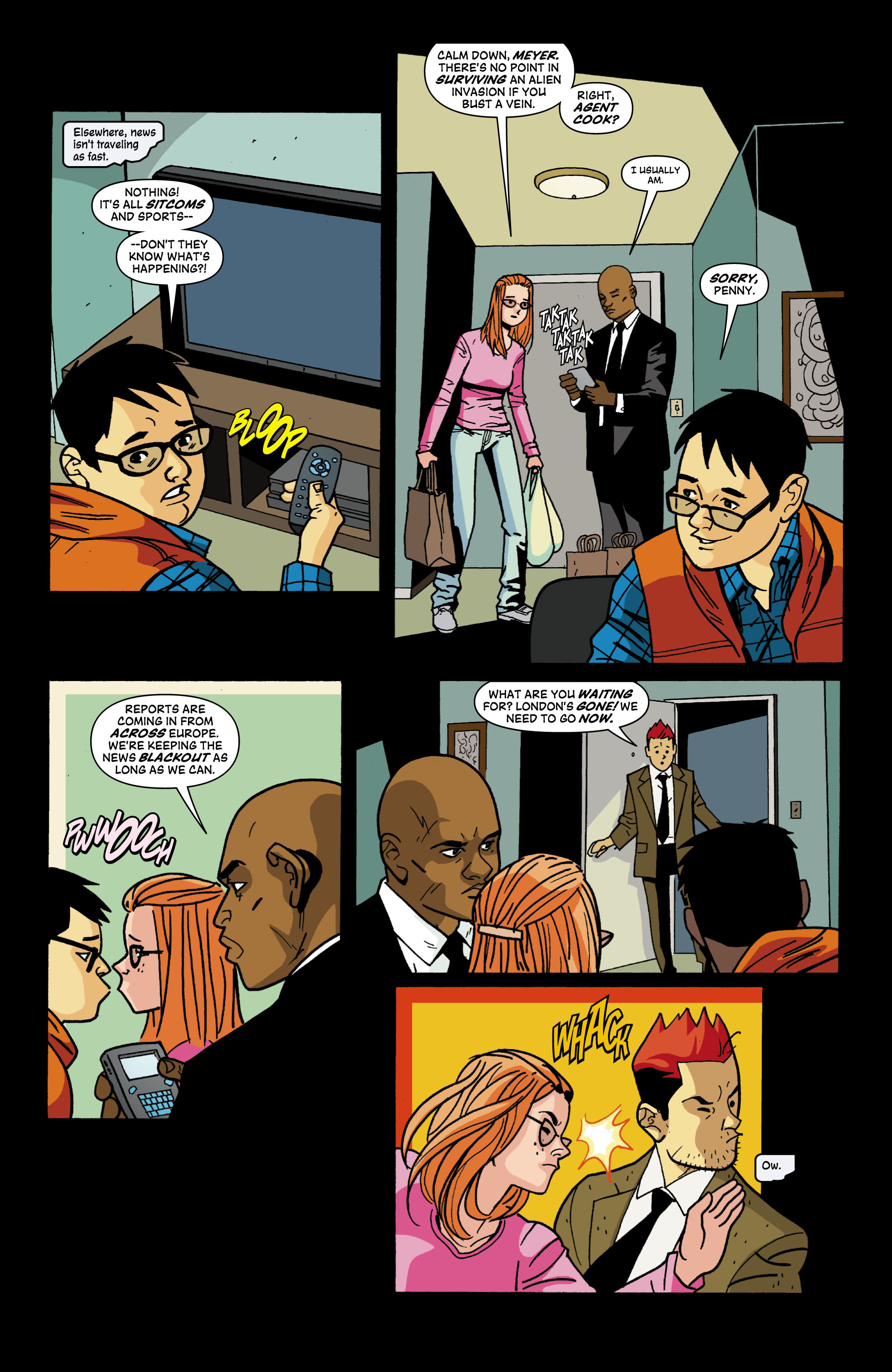 Read online Red Herring comic -  Issue #4 - 10