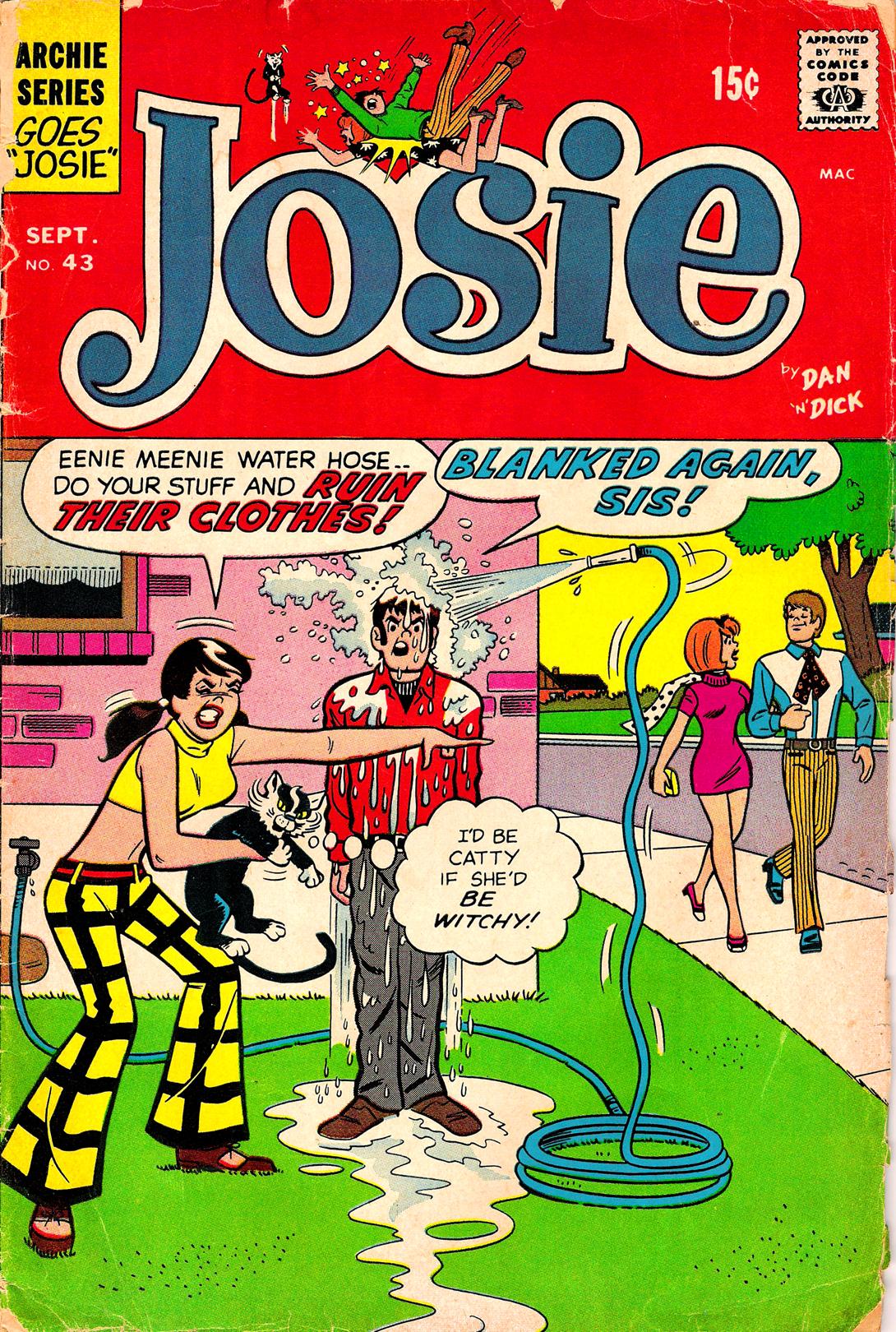 Read online She's Josie comic -  Issue #43 - 1